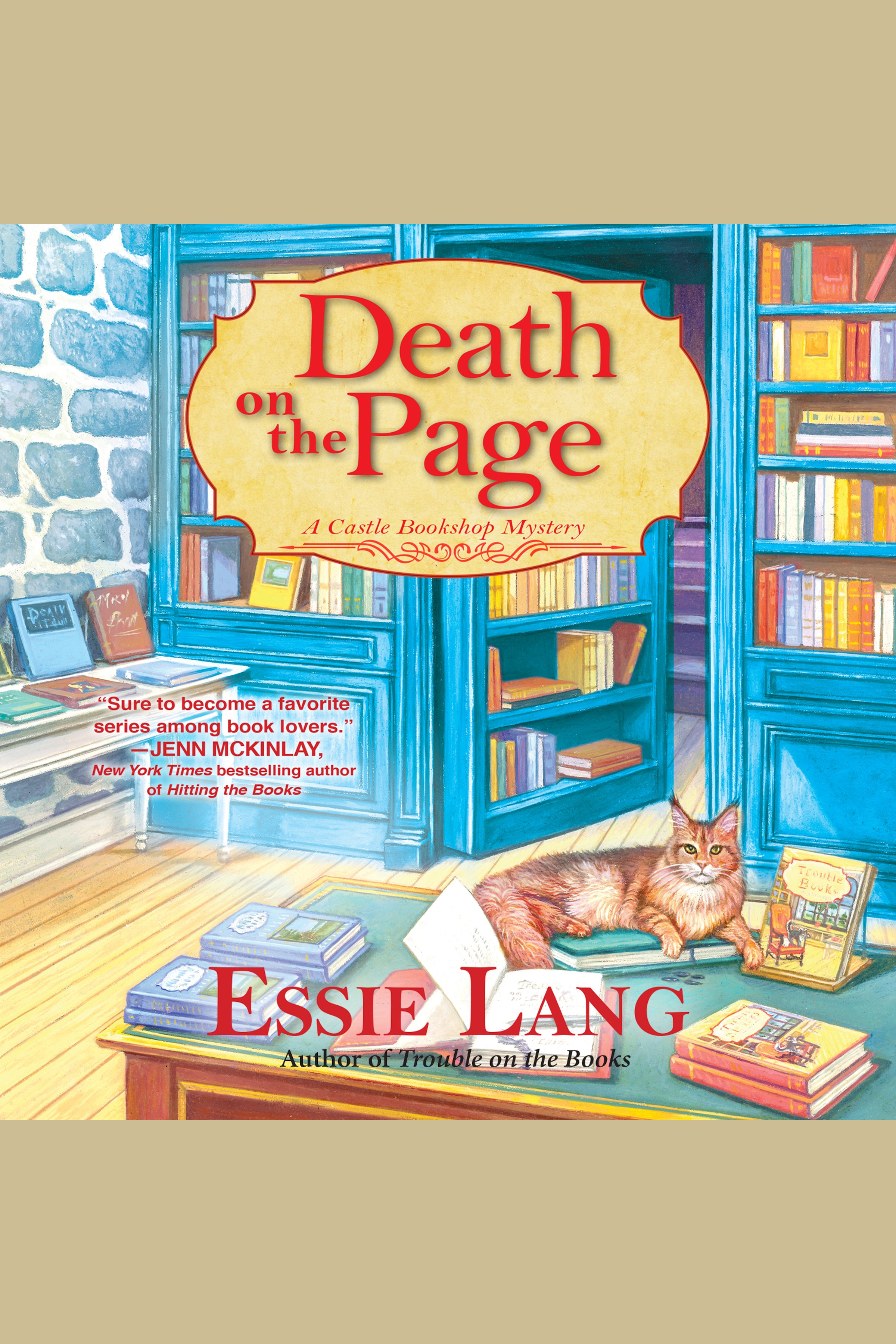 Death on the Page cover image
