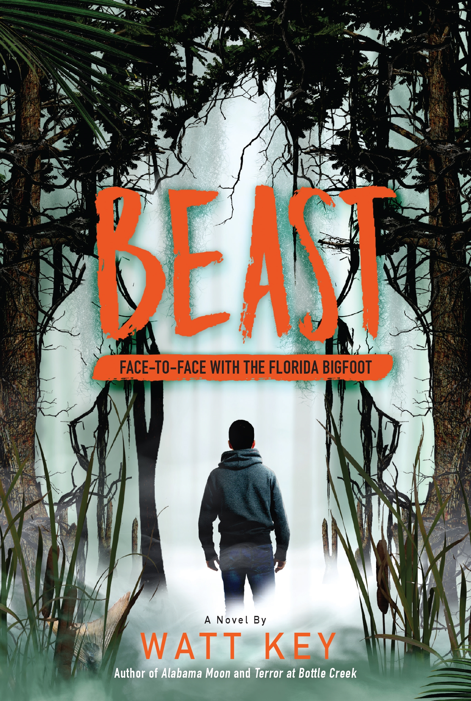 Beast Face-To-Face with the Florida Bigfoot