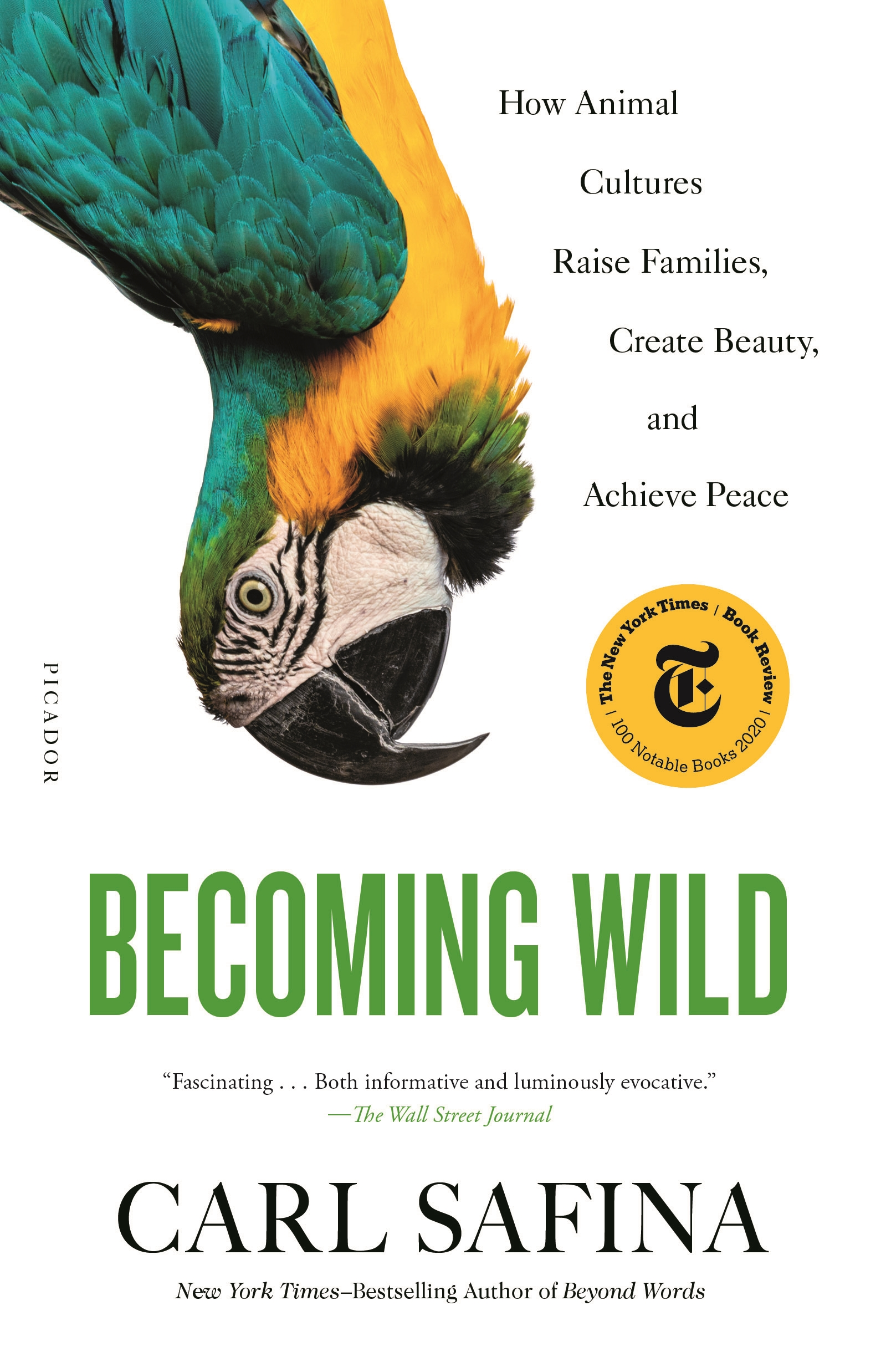 Cover Image of Becoming Wild