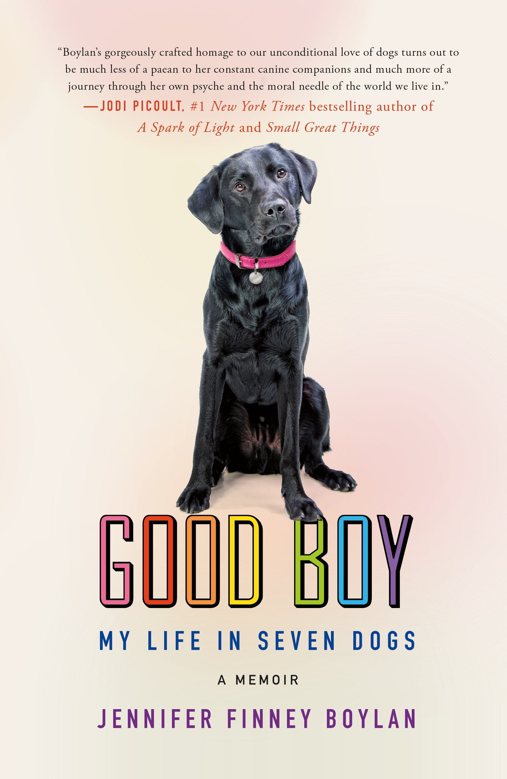 Good Boy [electronic resource (downloadable eBook)] : My Life in Seven Dogs