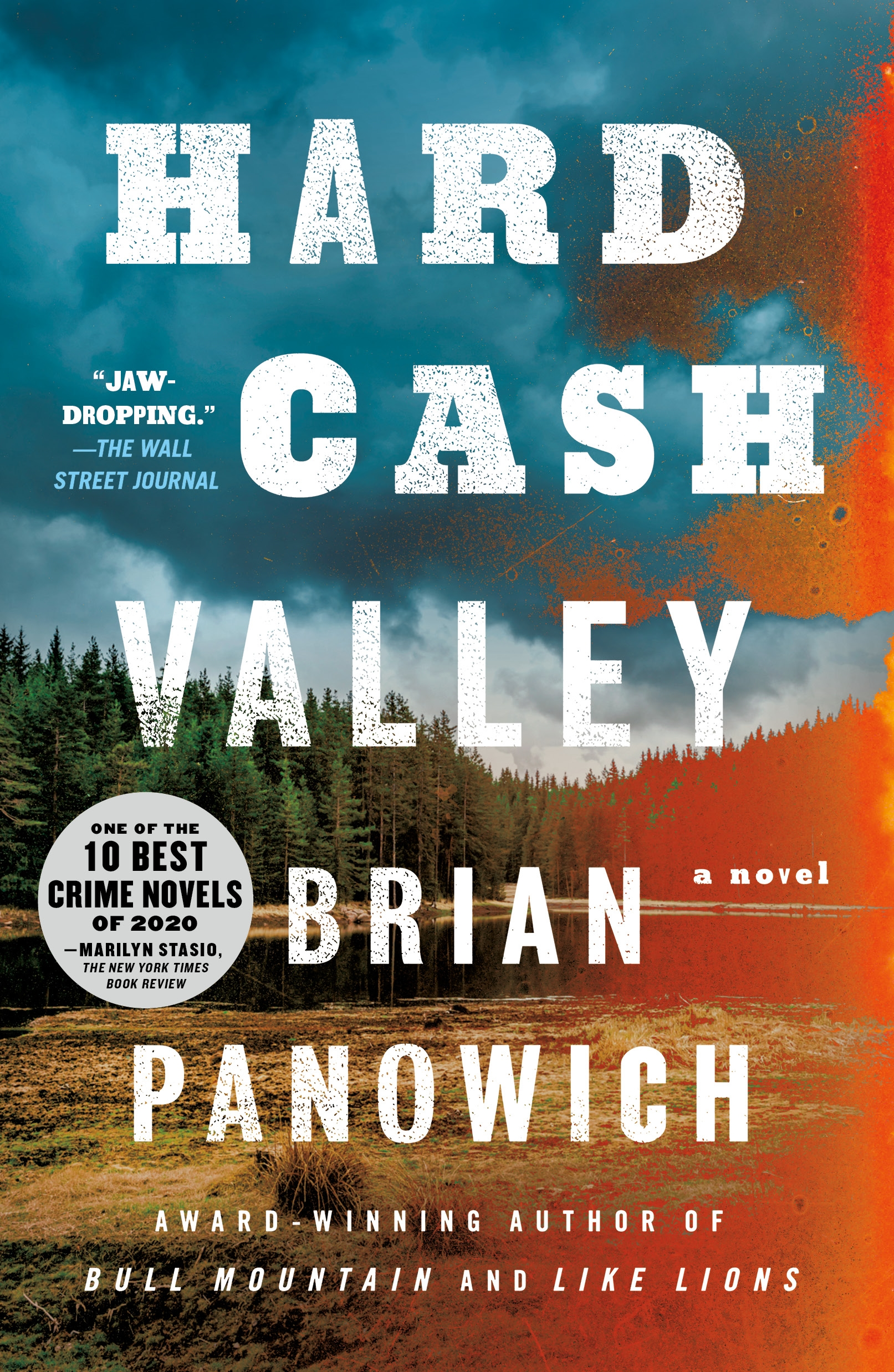 Hard Cash Valley cover image