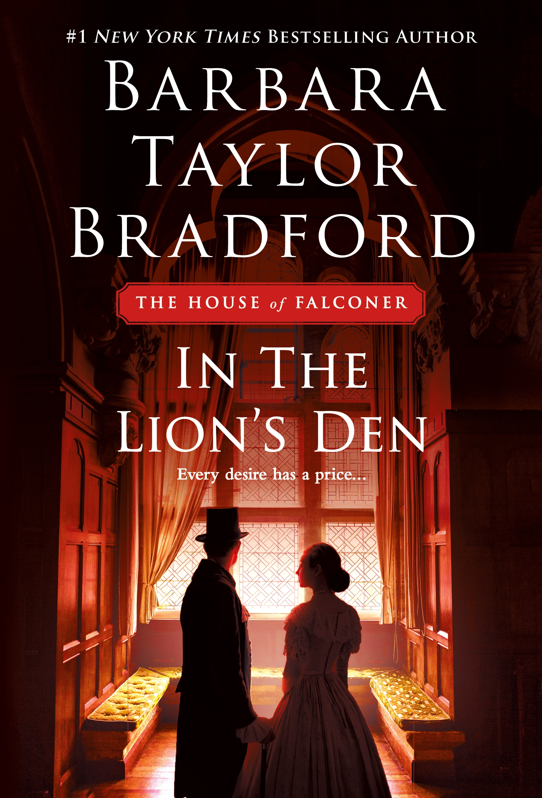 In the Lion's Den A House of Falconer Novel cover image