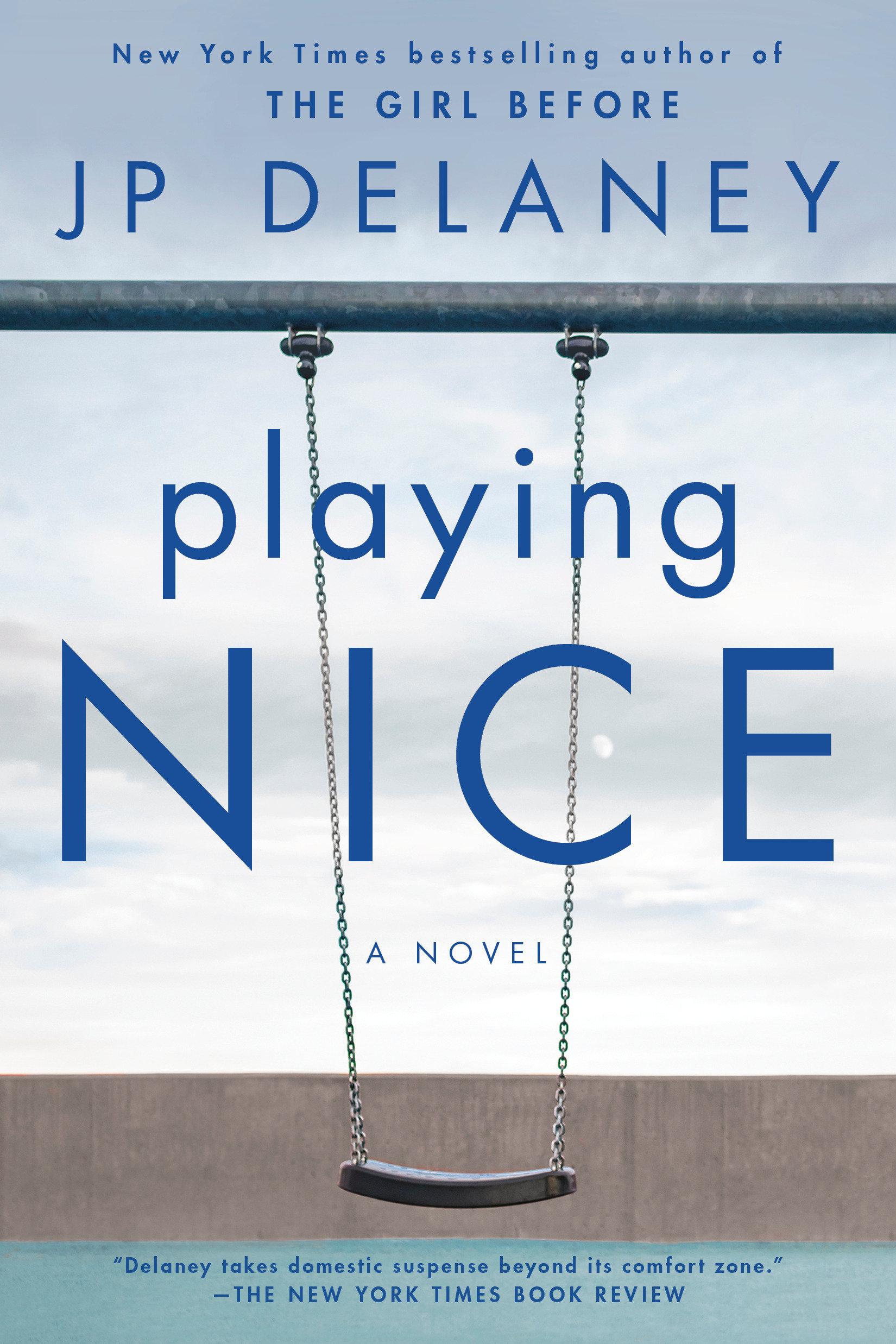 Playing Nice cover image