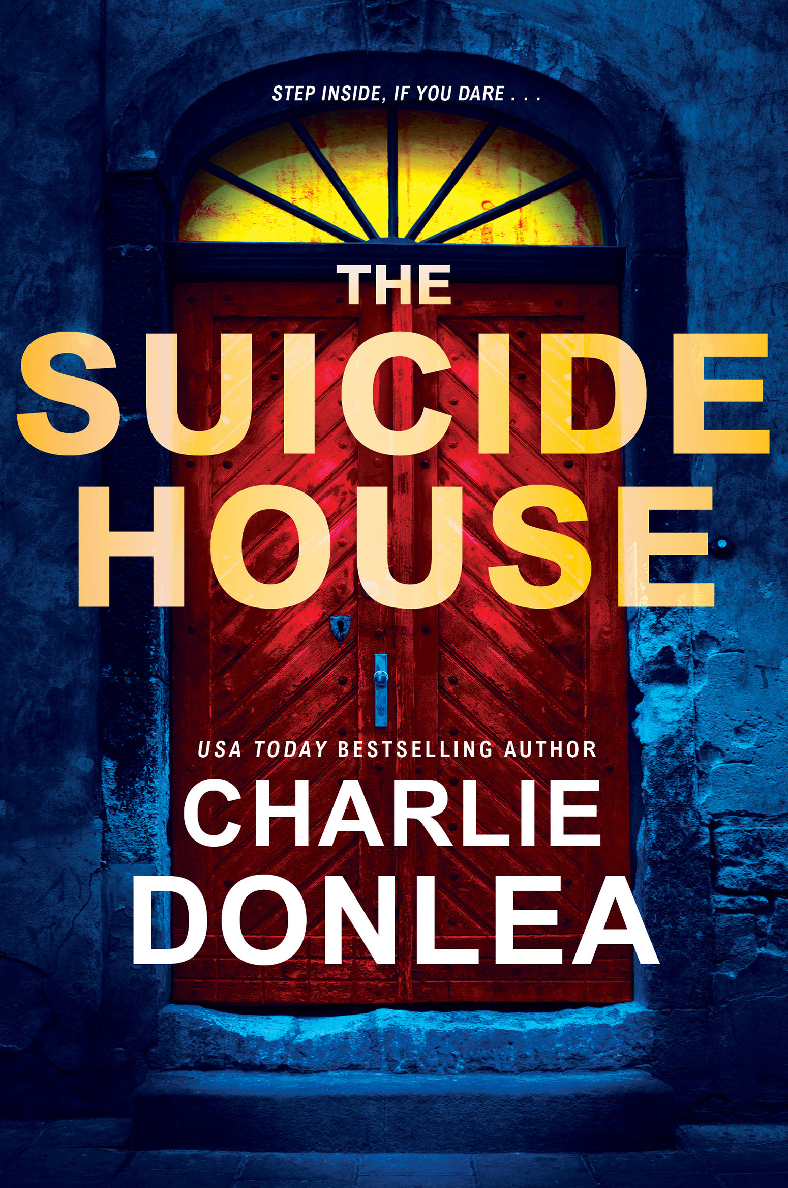 Cover Image of The Suicide House