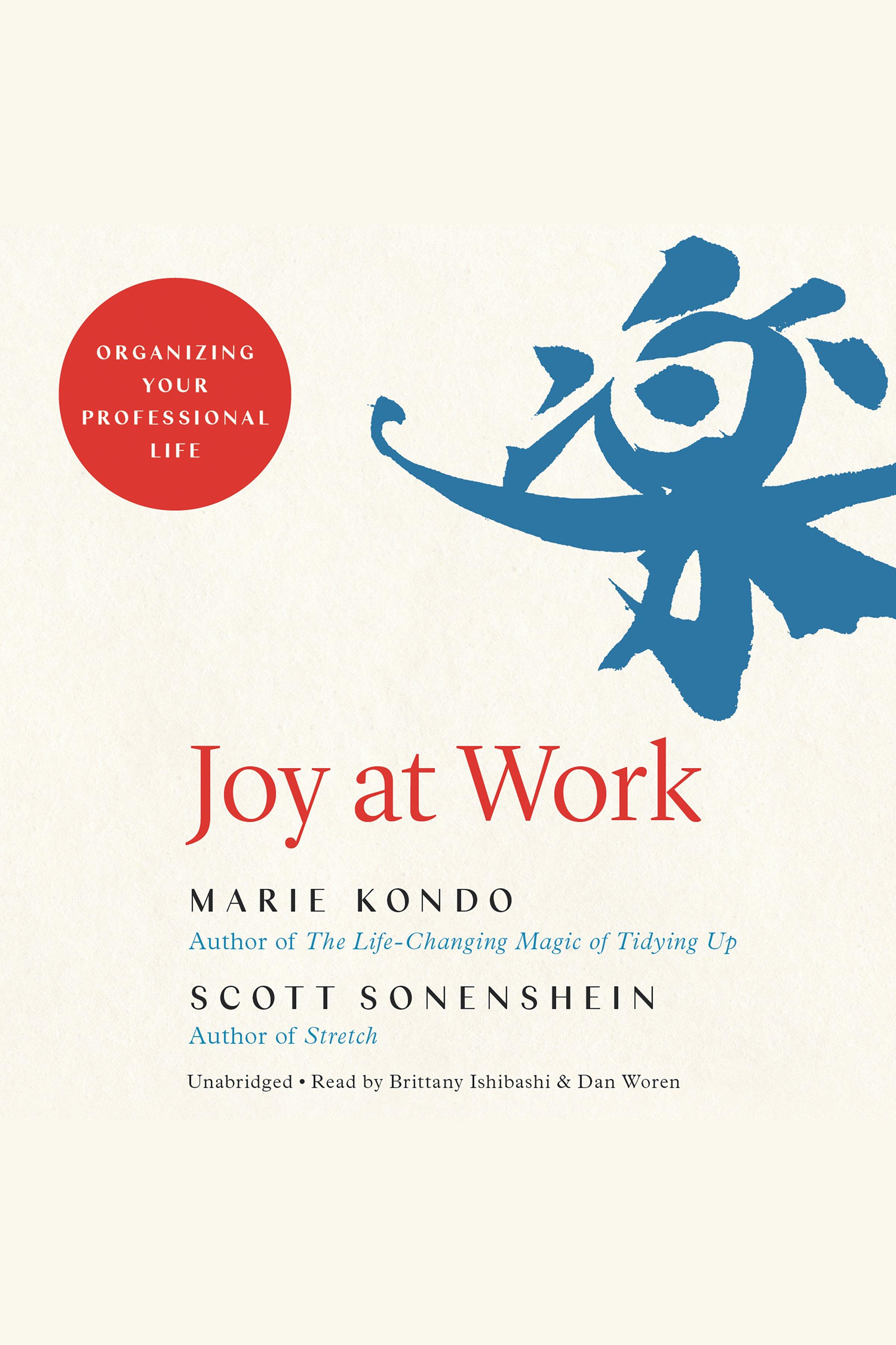 Joy at Work Organizing Your Professional Life