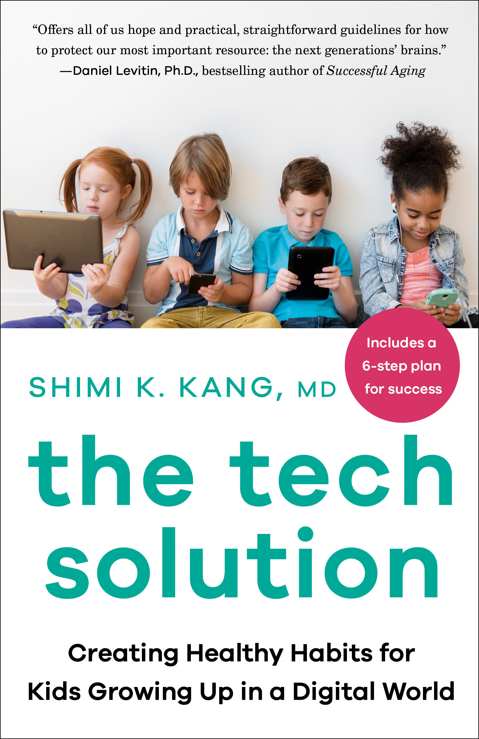 The Tech Solution Creating Healthy Habits for Kids Growing Up in a Digital World