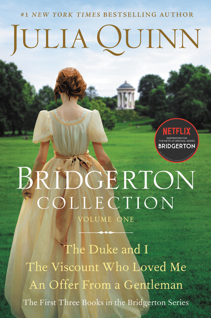 Bridgerton Collection Volume 1 The First Three Books in the Bridgerton Series