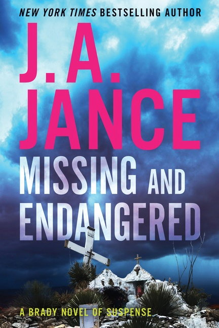 Missing and Endangered A Brady Novel of Suspense