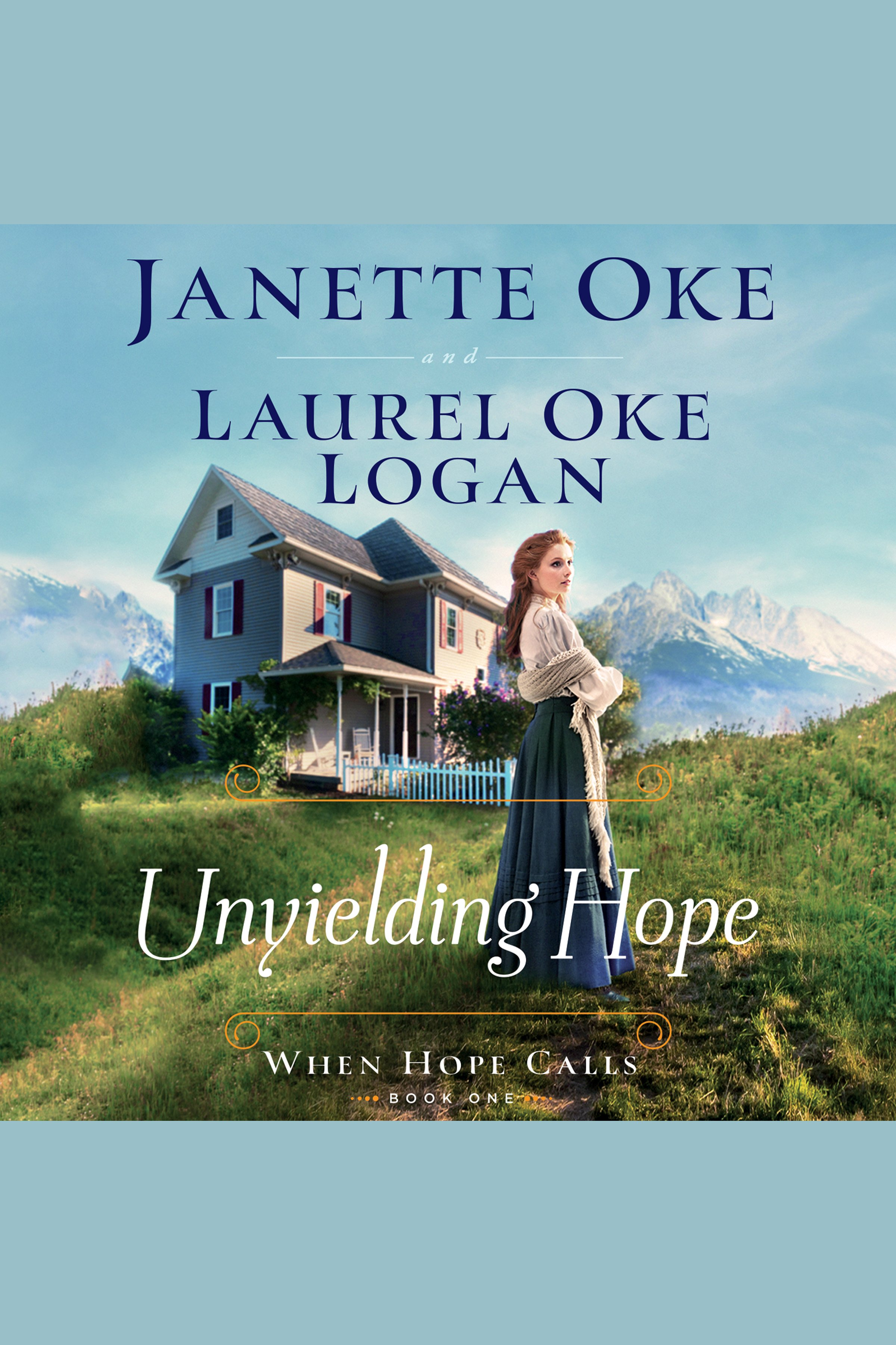 Cover Image of Unyielding Hope