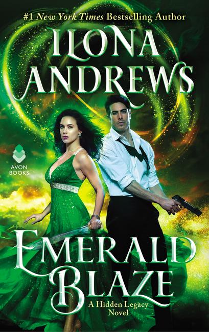 Emerald Blaze [electronic resource (downloadable eBook)] : a Hidden Legacy novel