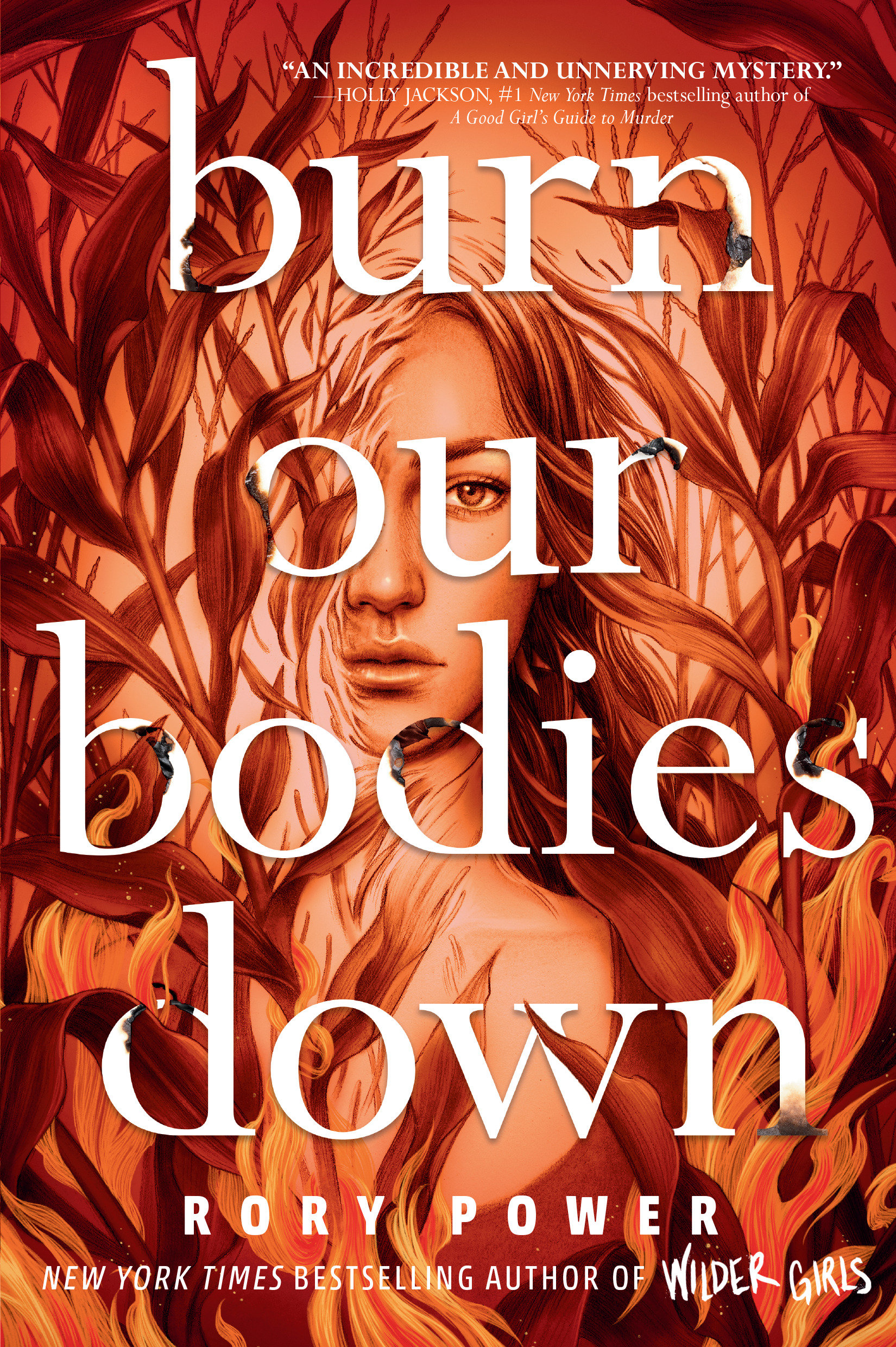 Cover Image of Burn Our Bodies Down