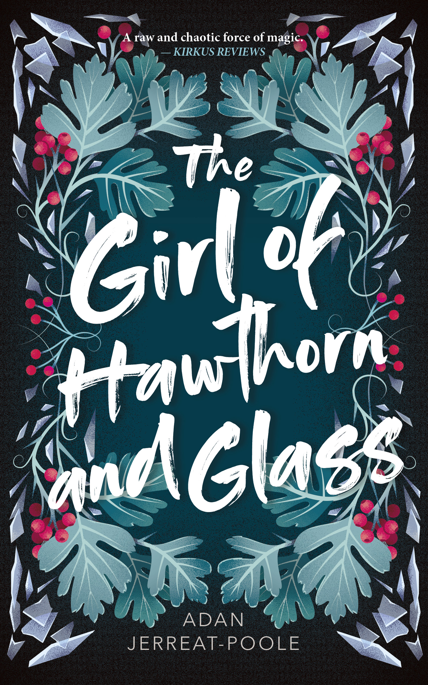 Cover Image of The Girl of Hawthorn and Glass