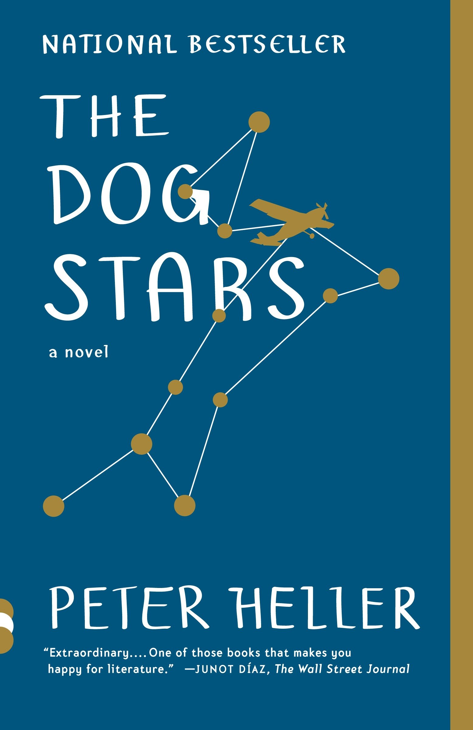 The dog stars cover image