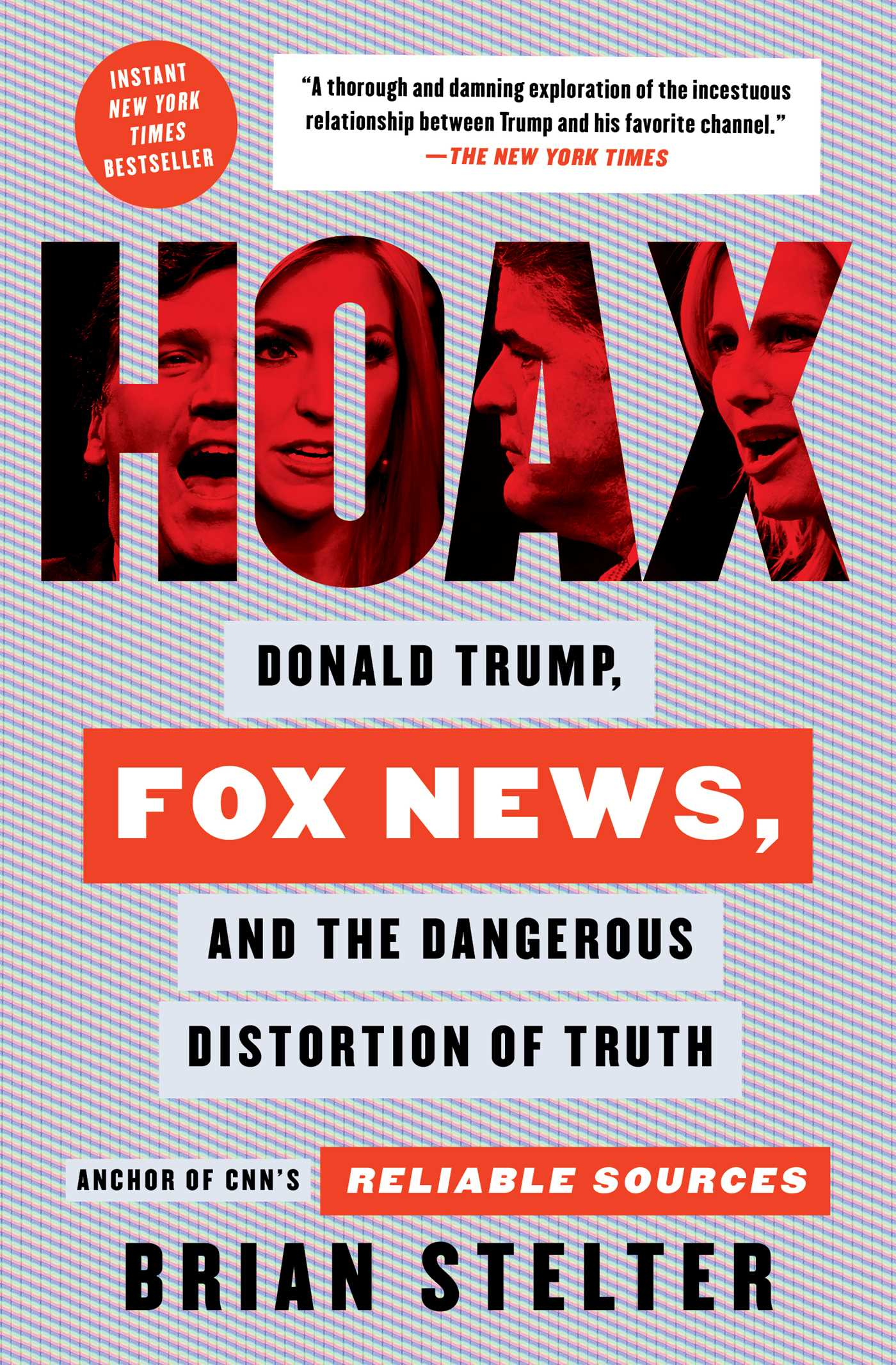 Hoax [electronic resource (downloadable eBook)] : Donald Trump, Fox News, and the Dangerous Distortion of Truth