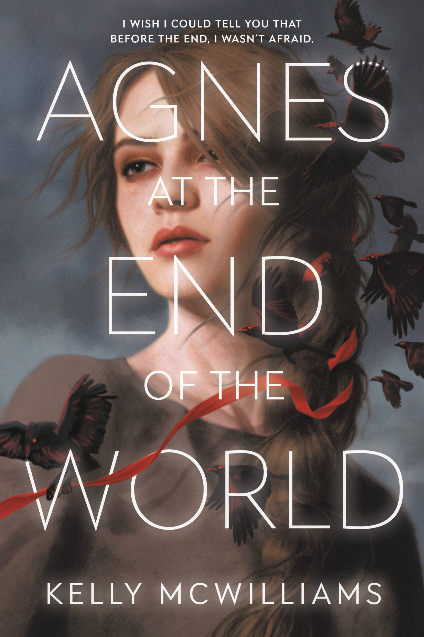 Cover Image of Agnes at the End of the World