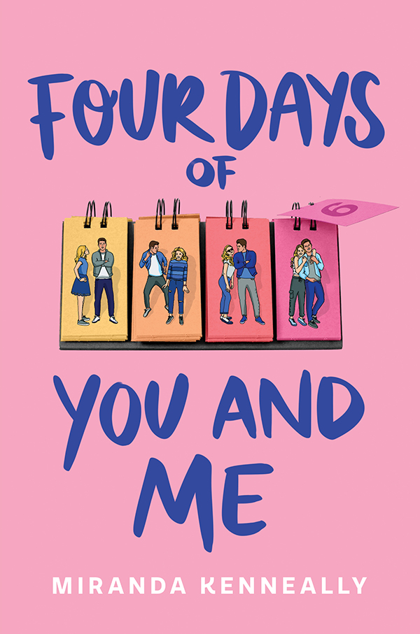 Cover Image of Four Days of You and Me