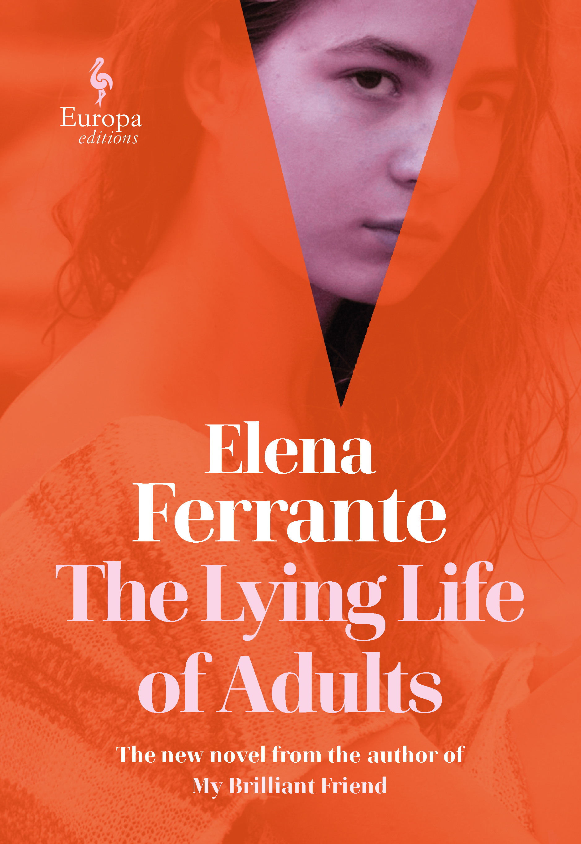 Cover Image of The Lying Life of Adults