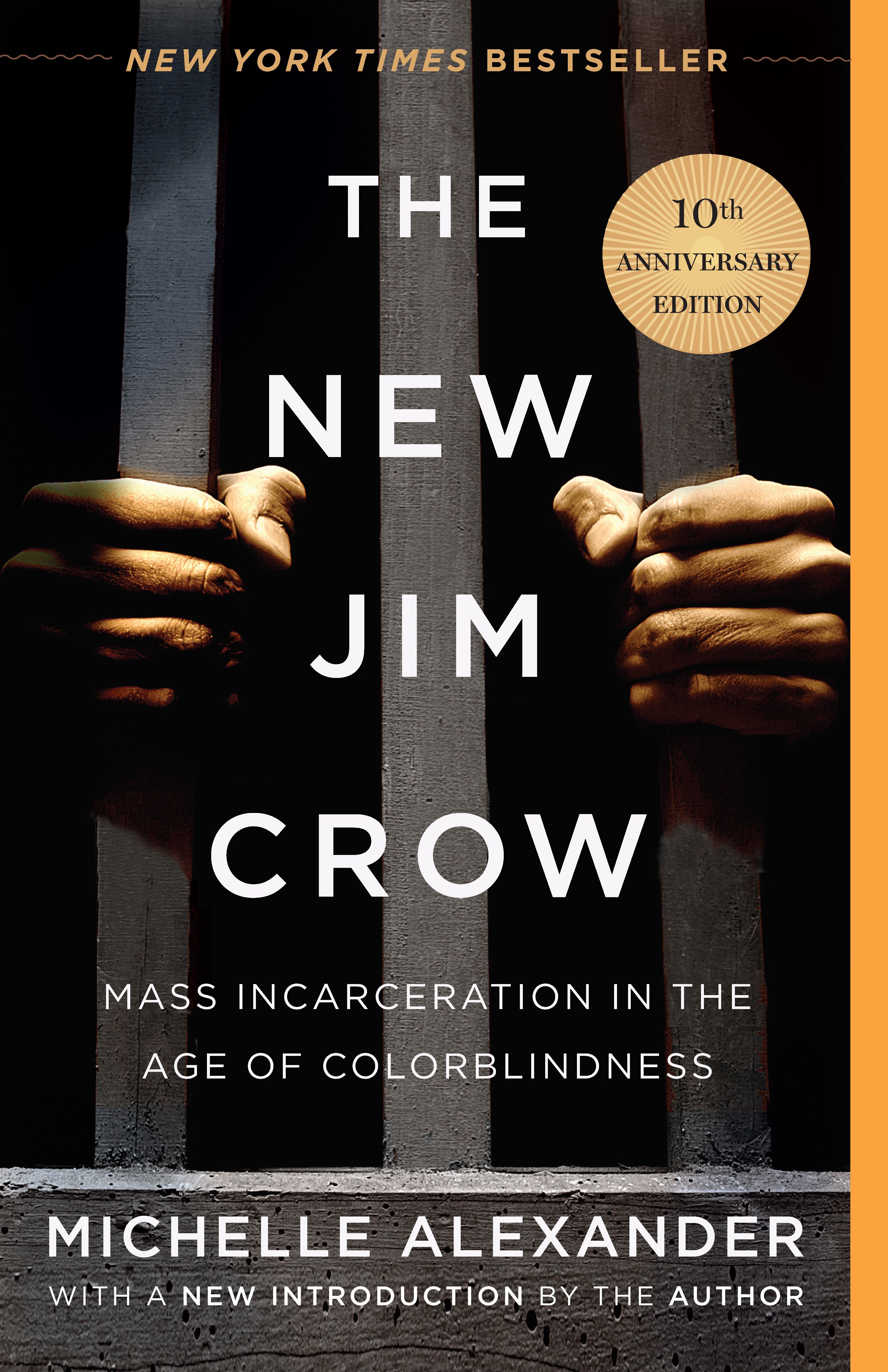 Cover image for The New Jim Crow [electronic resource] : Mass Incarceration in the Age of Colorblindness