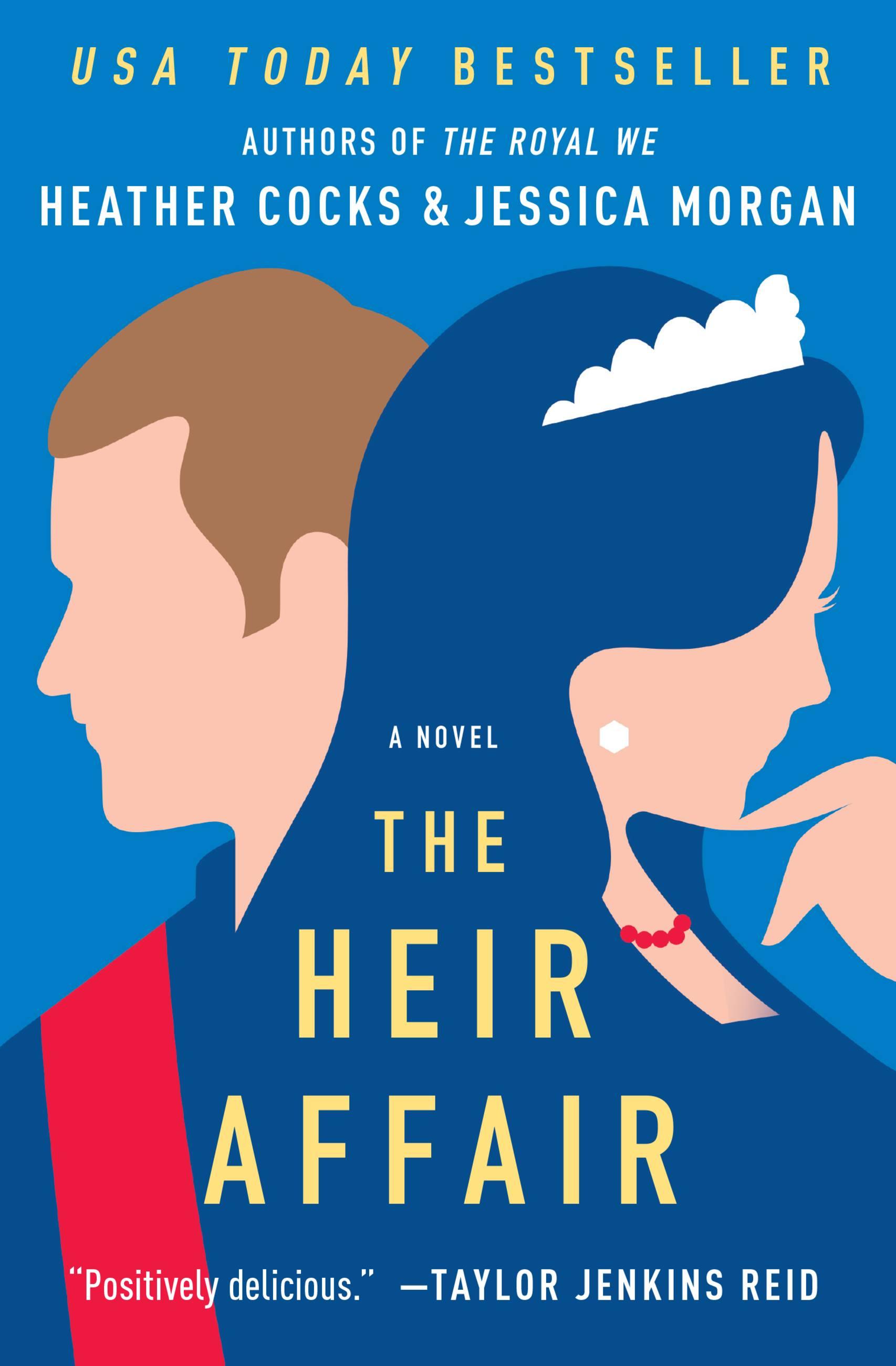 Cover Image of The Heir Affair