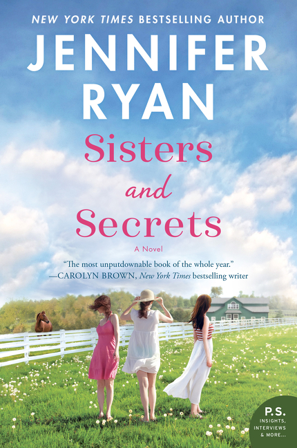 Cover Image of Sisters and Secrets