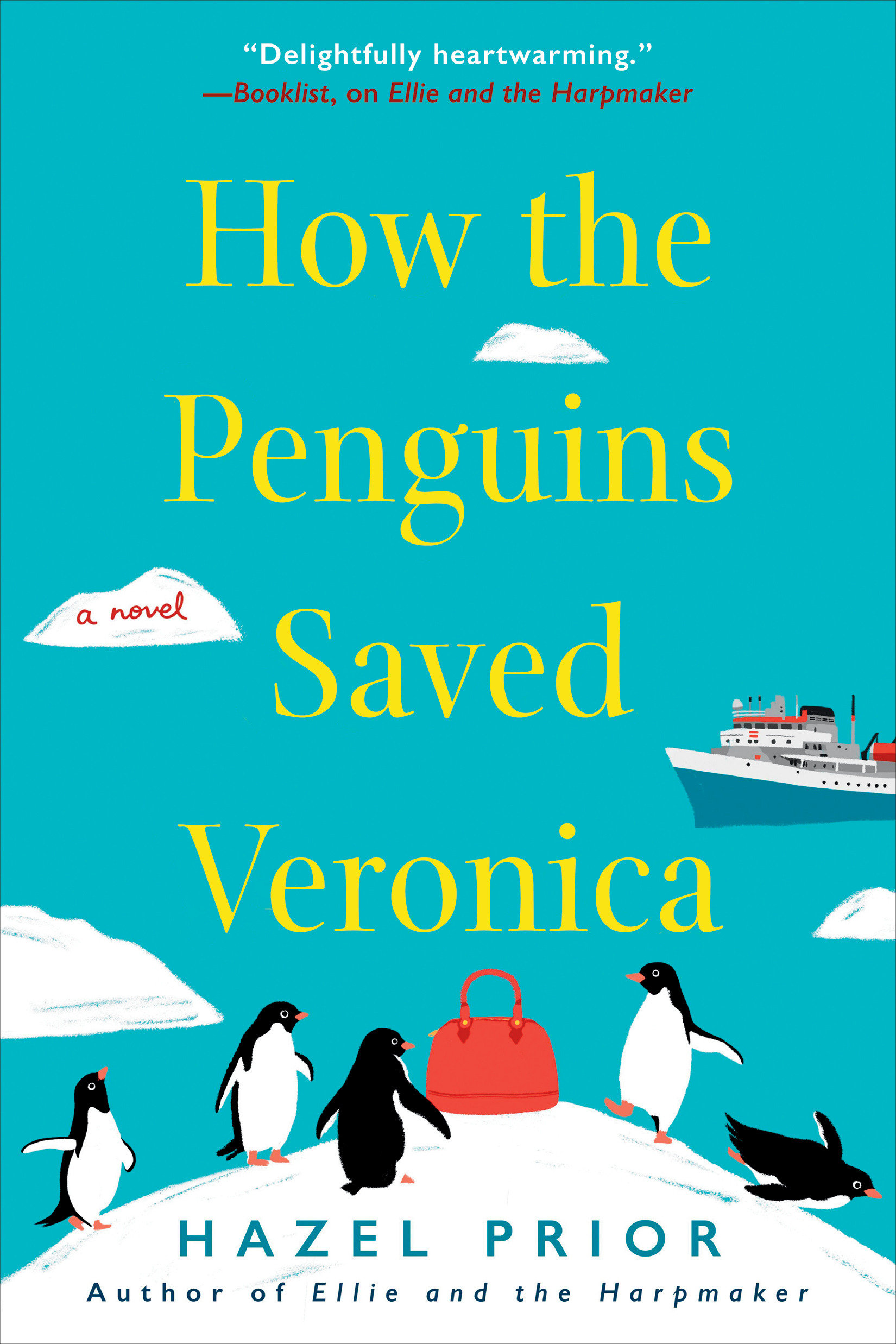 Cover Image of How the Penguins Saved Veronica