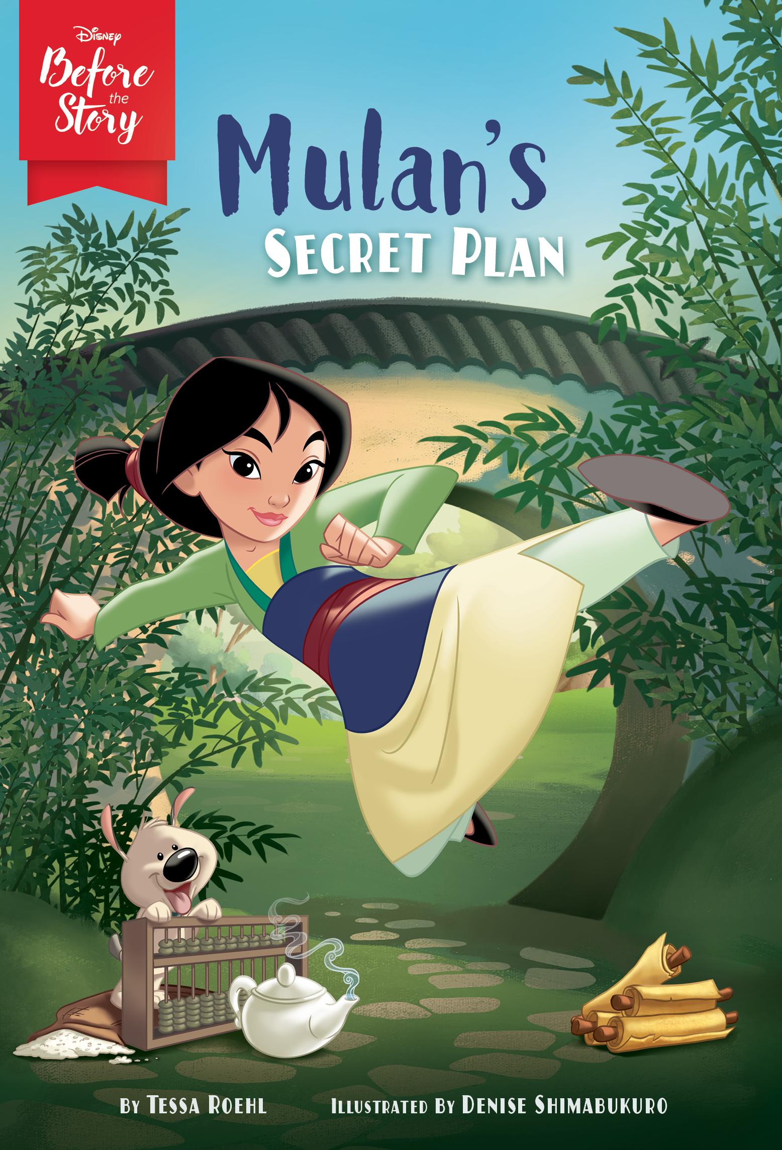 Disney Princess Beginnings: Mulan's Beginnings