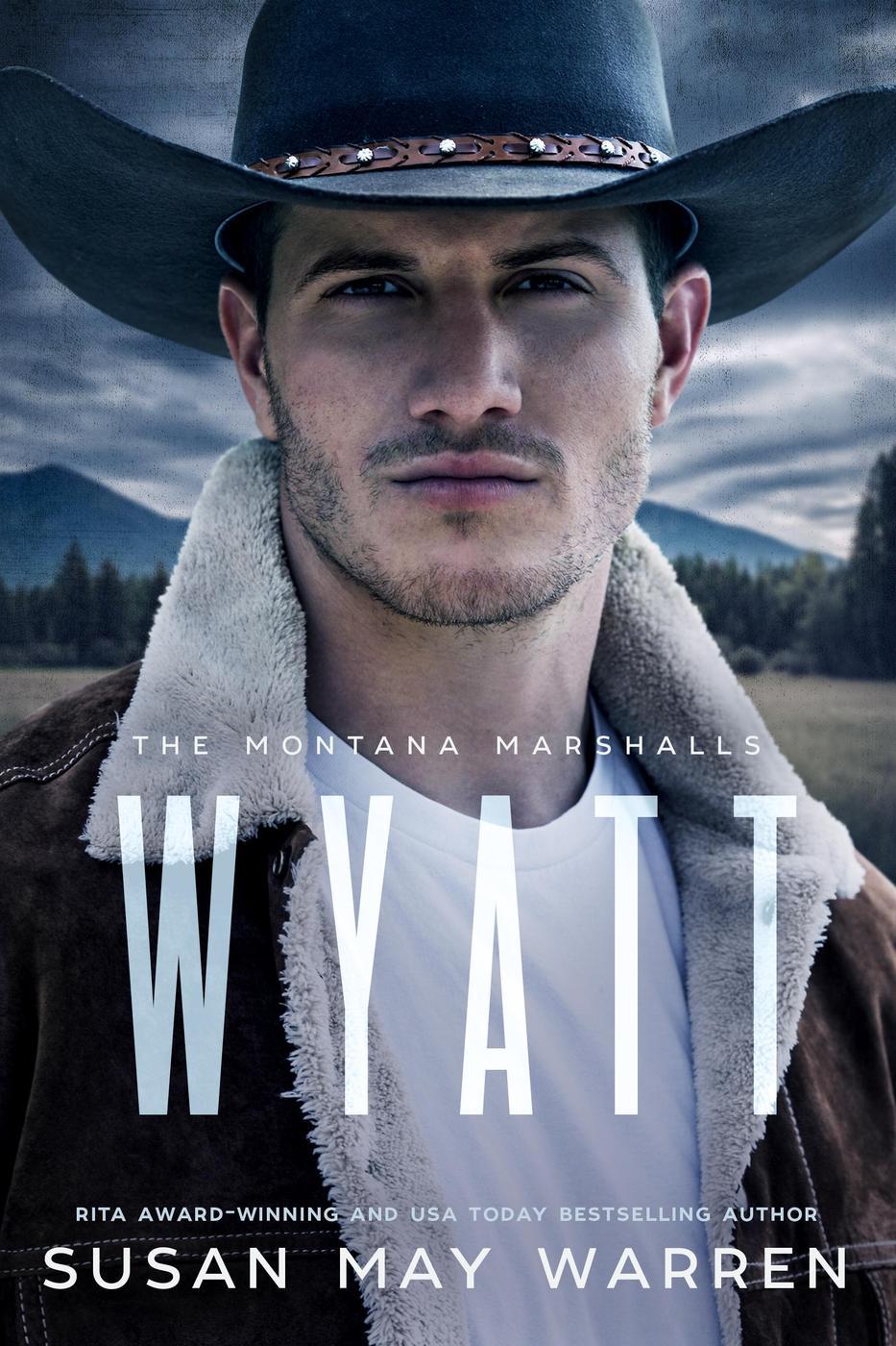 Wyatt (Montana Marshalls, #4)