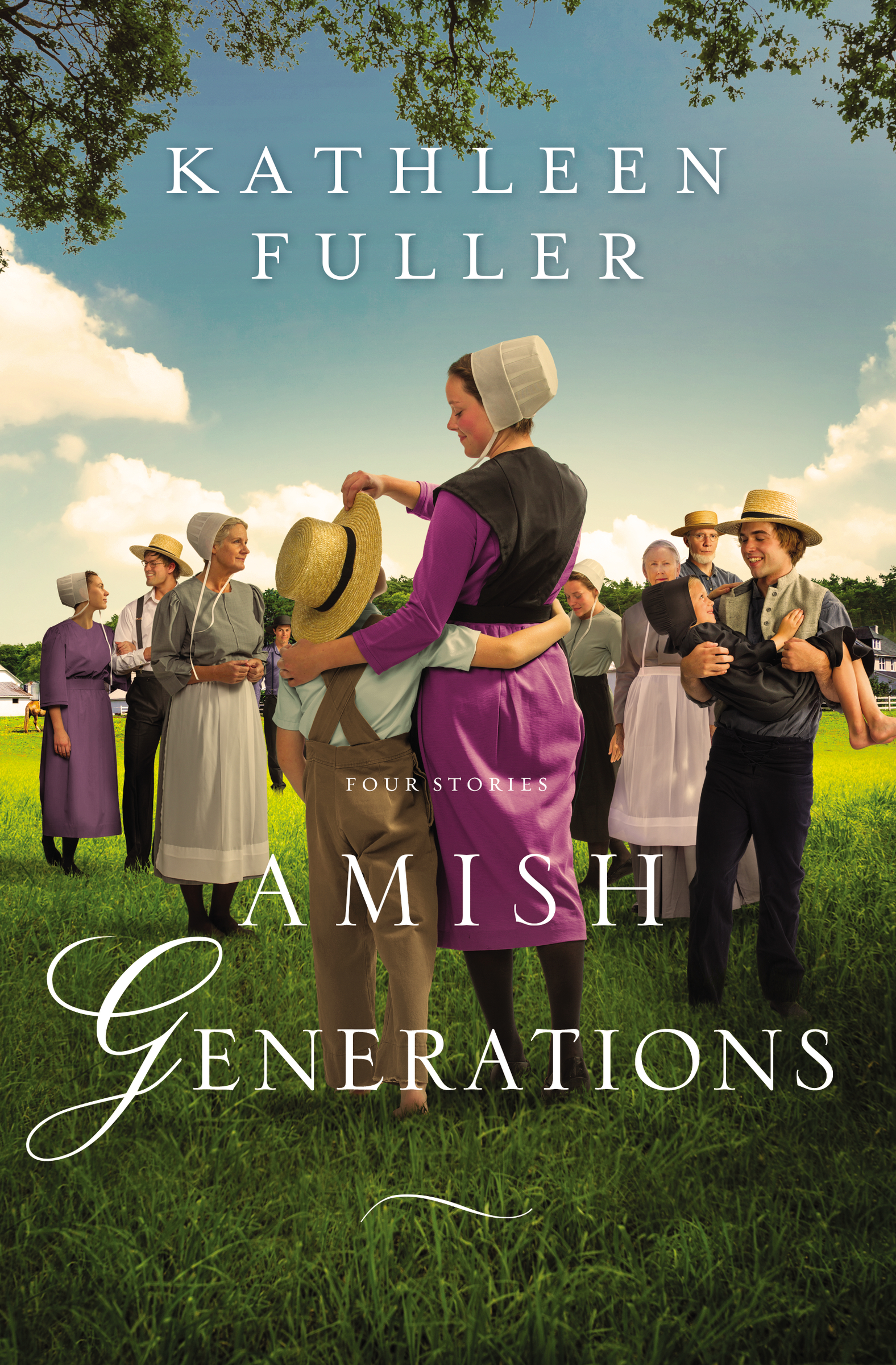 Amish Generations Four Stories