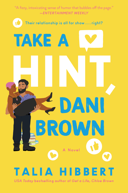 Cover Image of Take a Hint, Dani Brown