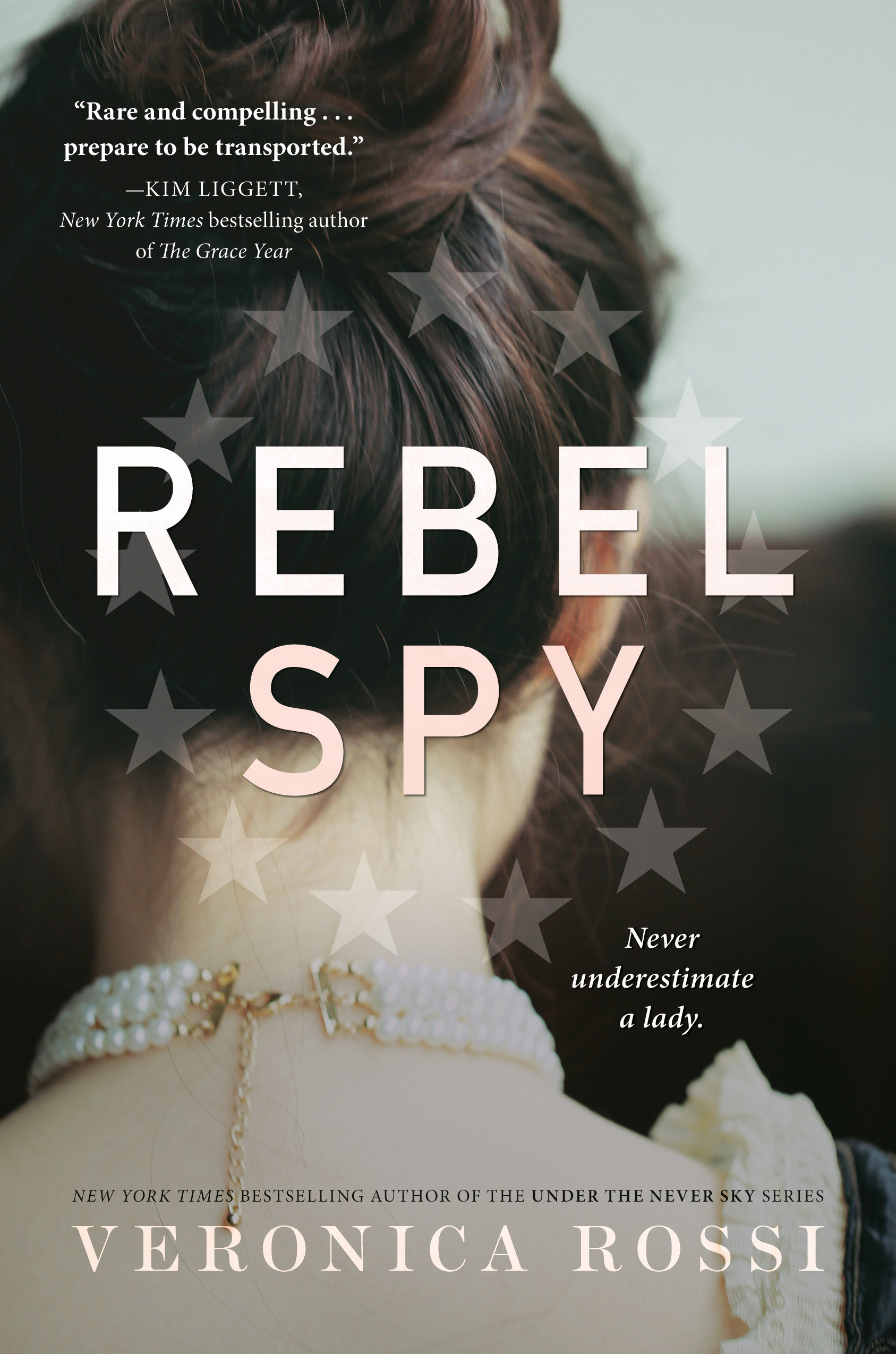 Cover Image of Rebel Spy