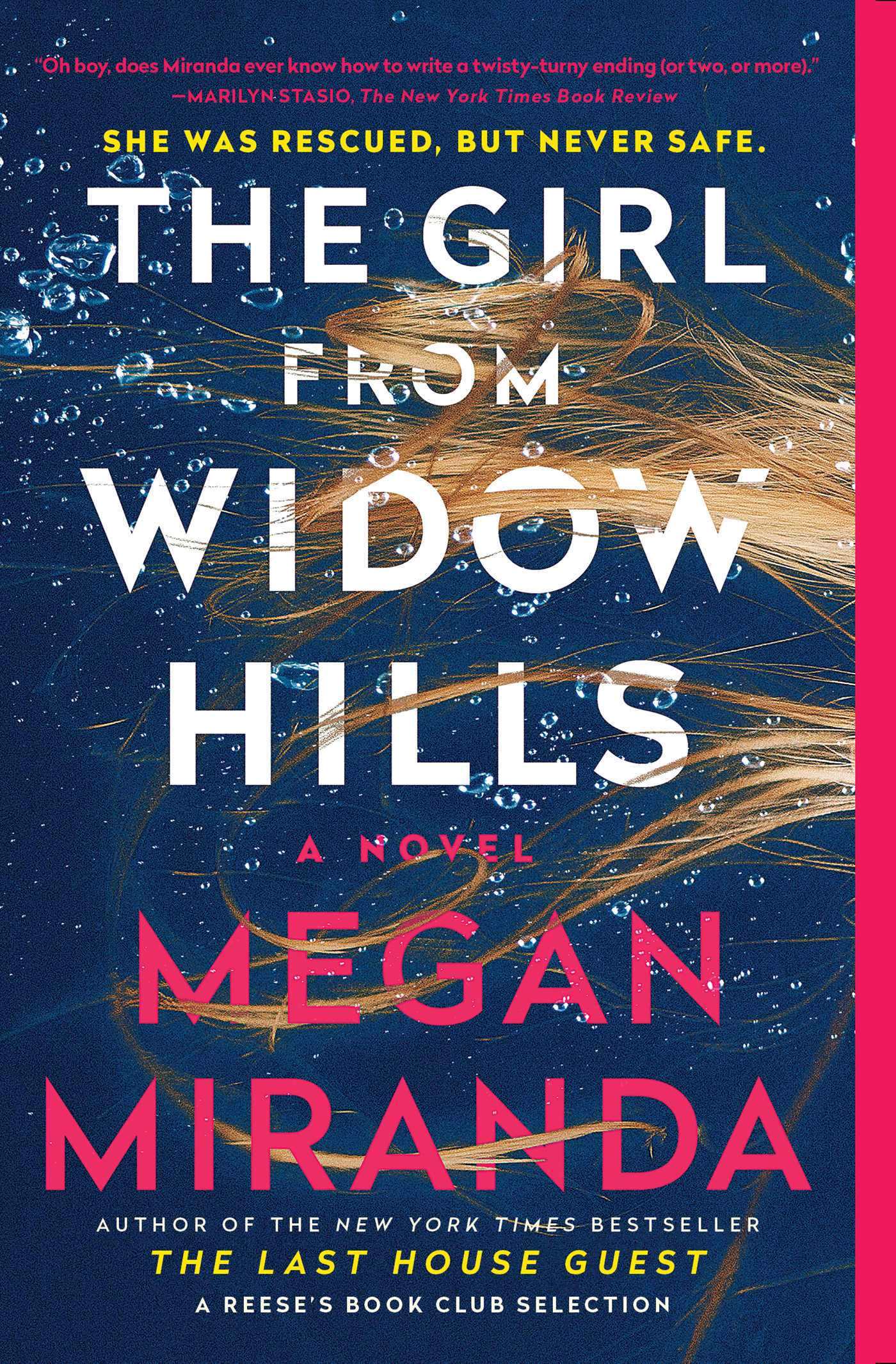 The Girl from Widow Hills A Novel