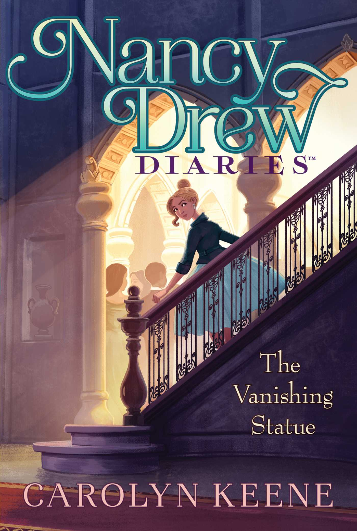 Cover Image of The Vanishing Statue
