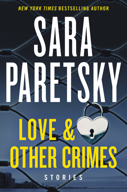 Love & Other Crimes Stories cover image