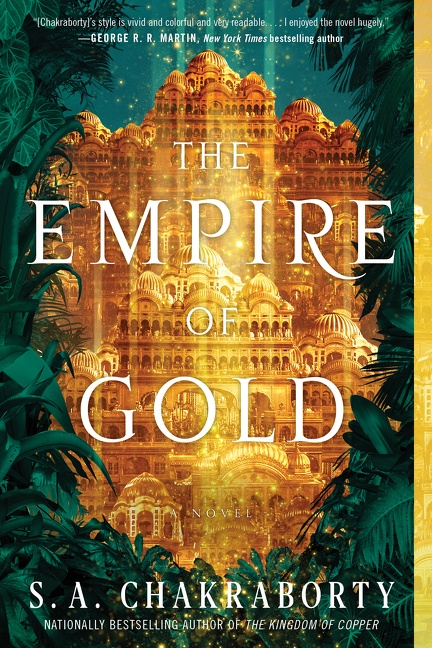 The Empire of Gold [electronic resource (downloadable eBook)] : a novel