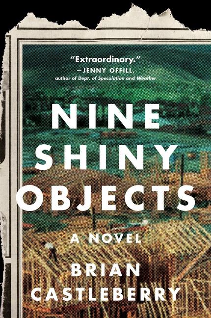 Nine Shiny Objects