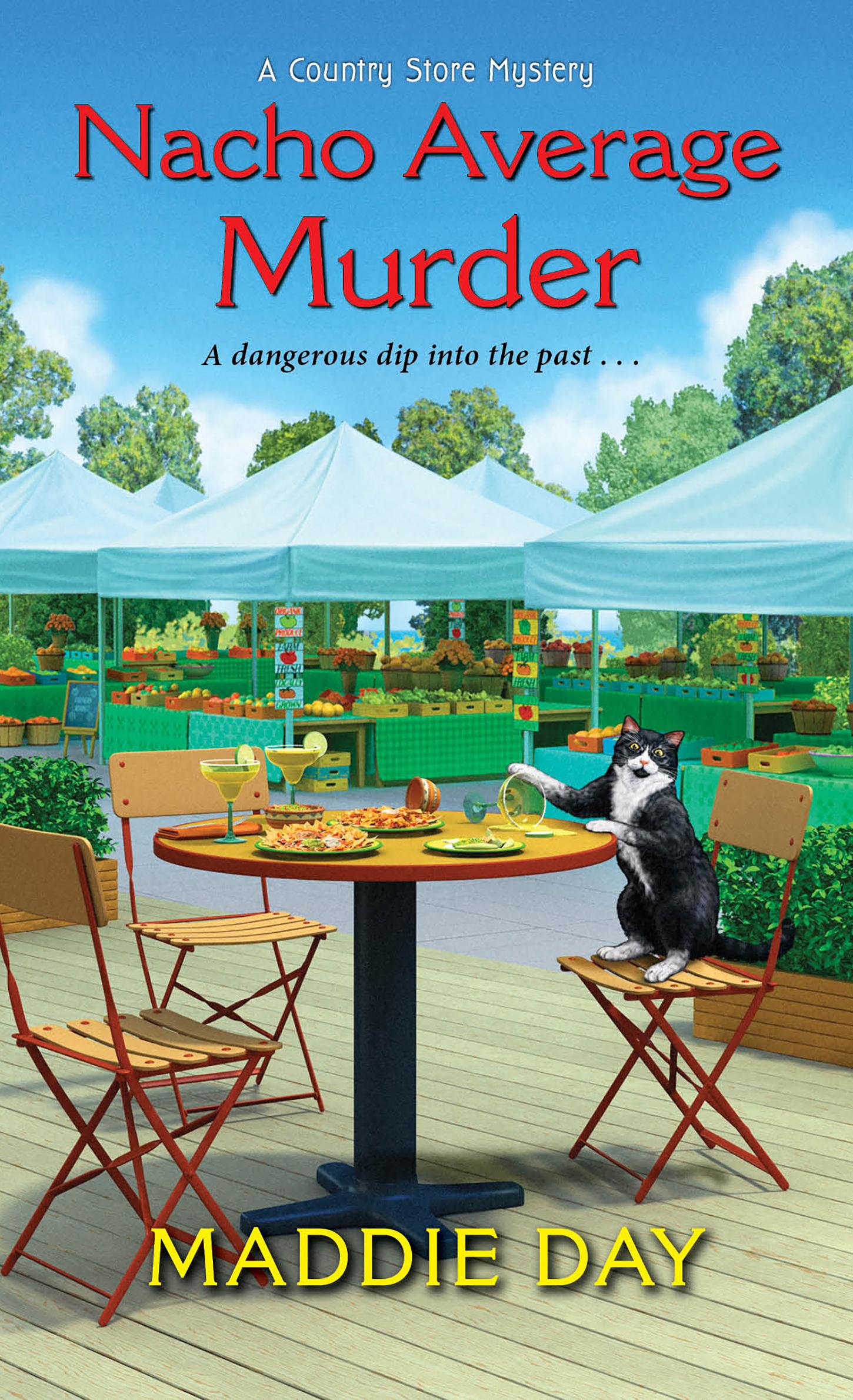 Nacho Average Murder