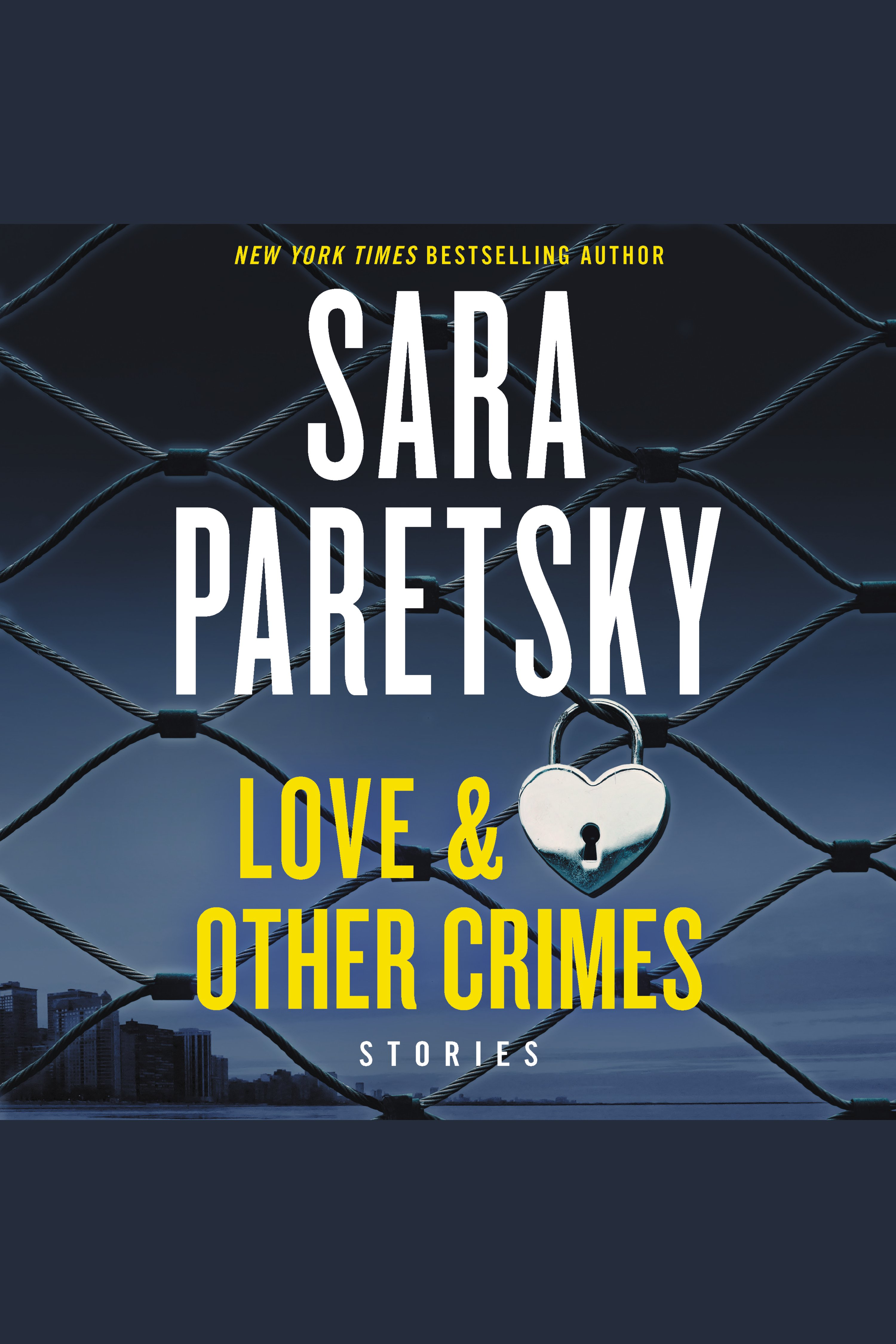 Cover Image of Love & Other Crimes