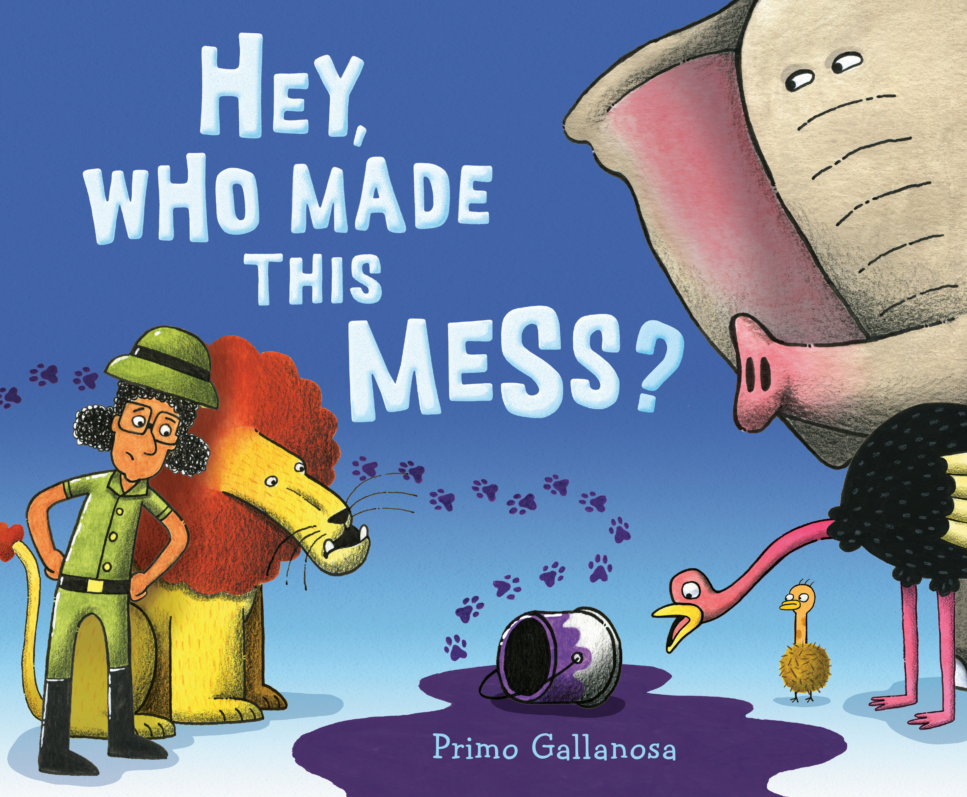 Hey, Who Made This Mess? [electronic resource (downloadable eBook)]
