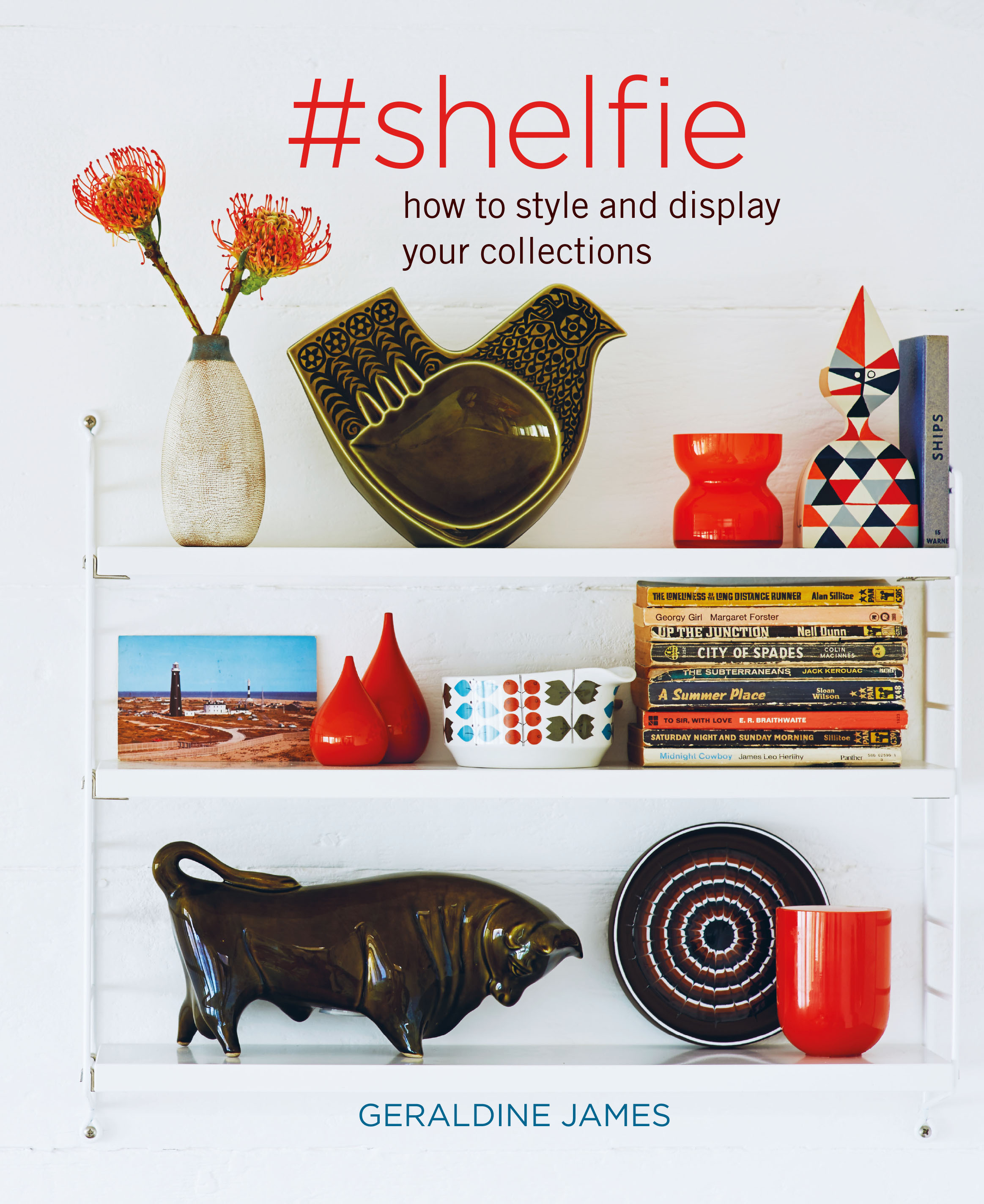 #shelfie How to style and display your collections