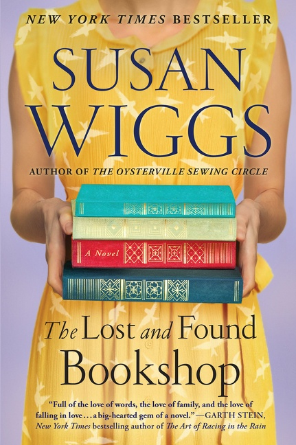 Cover Image of The Lost and Found Bookshop
