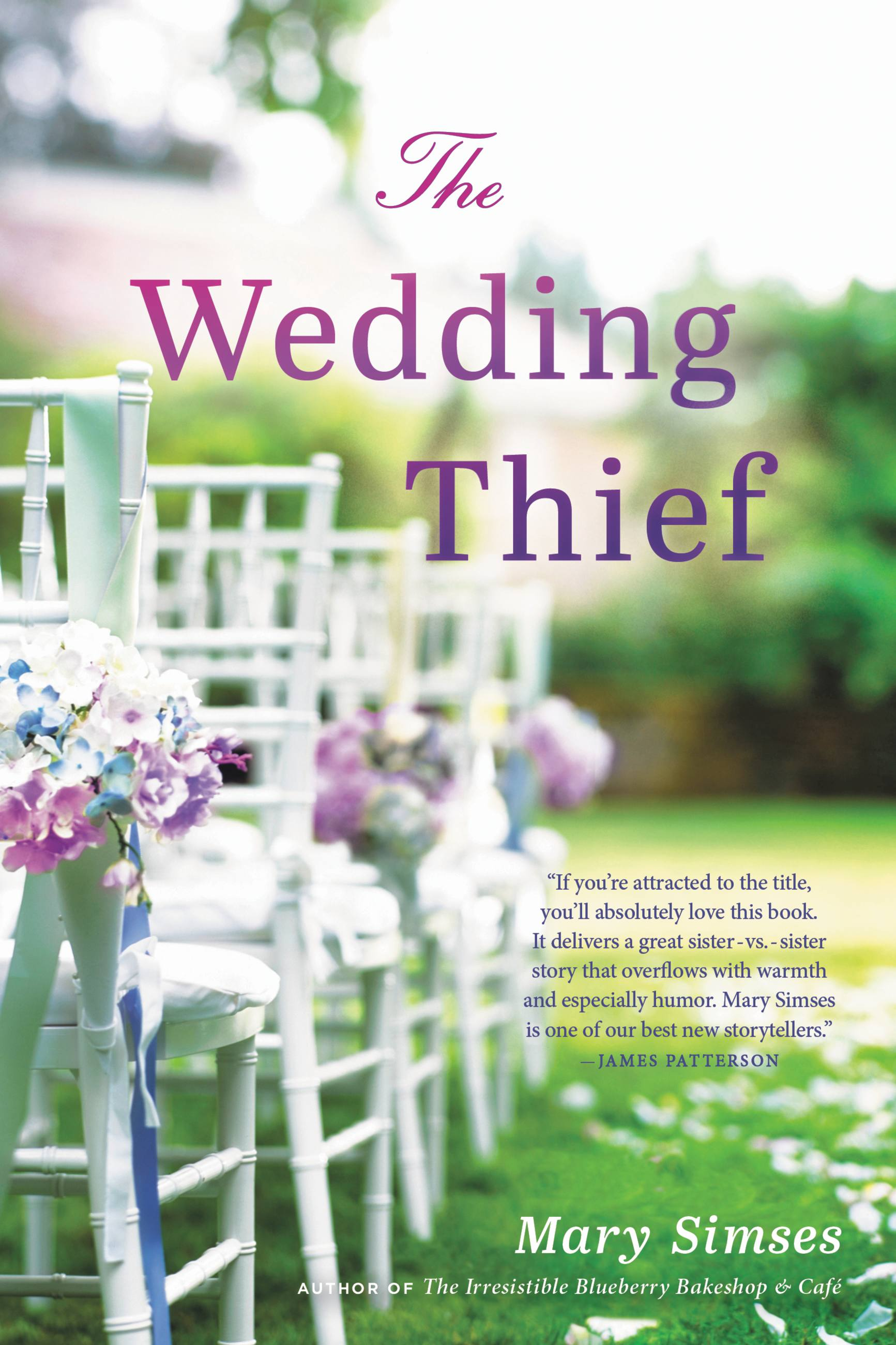Cover Image of The Wedding Thief