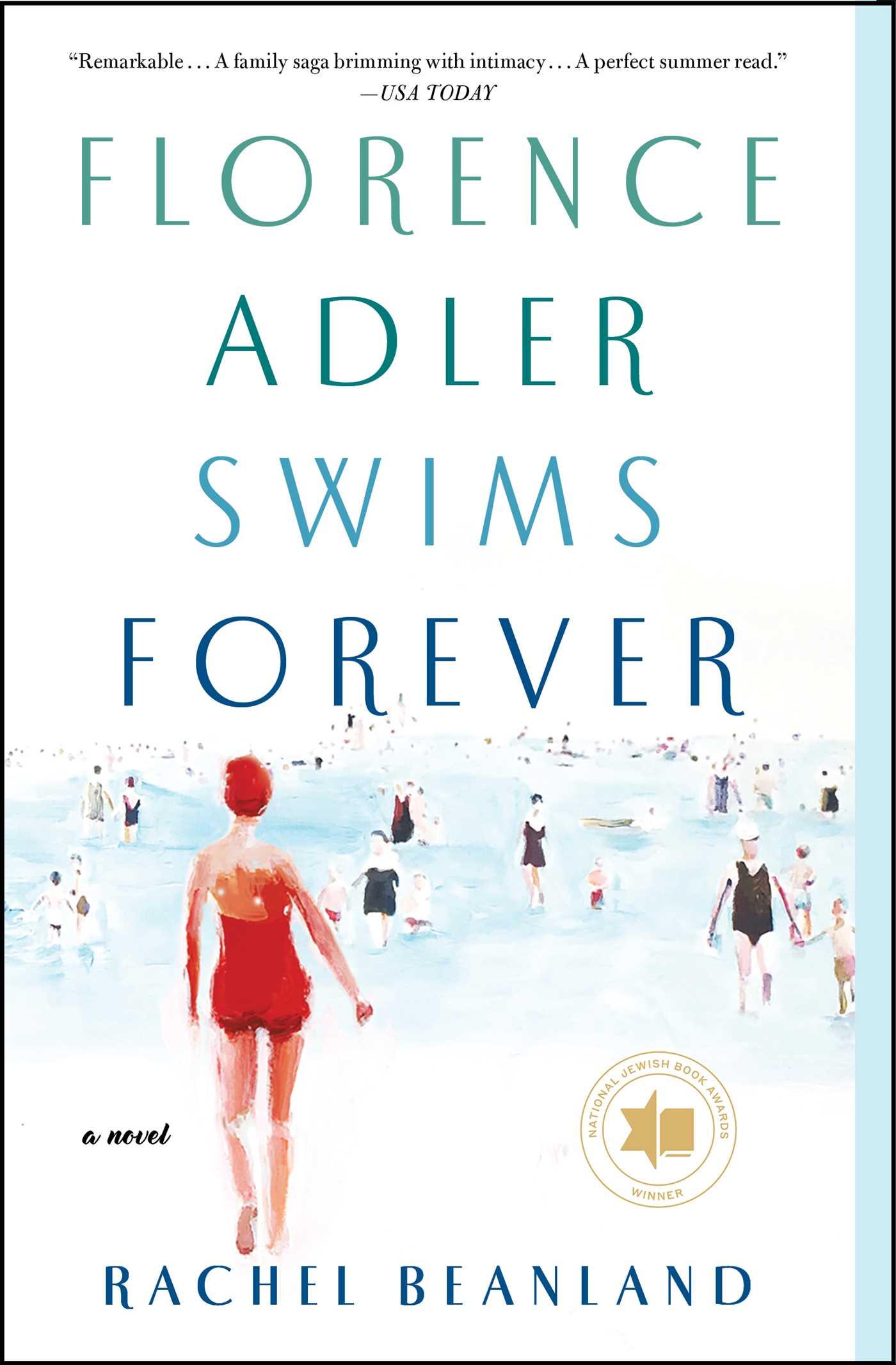 Florence Adler Swims Forever A Novel