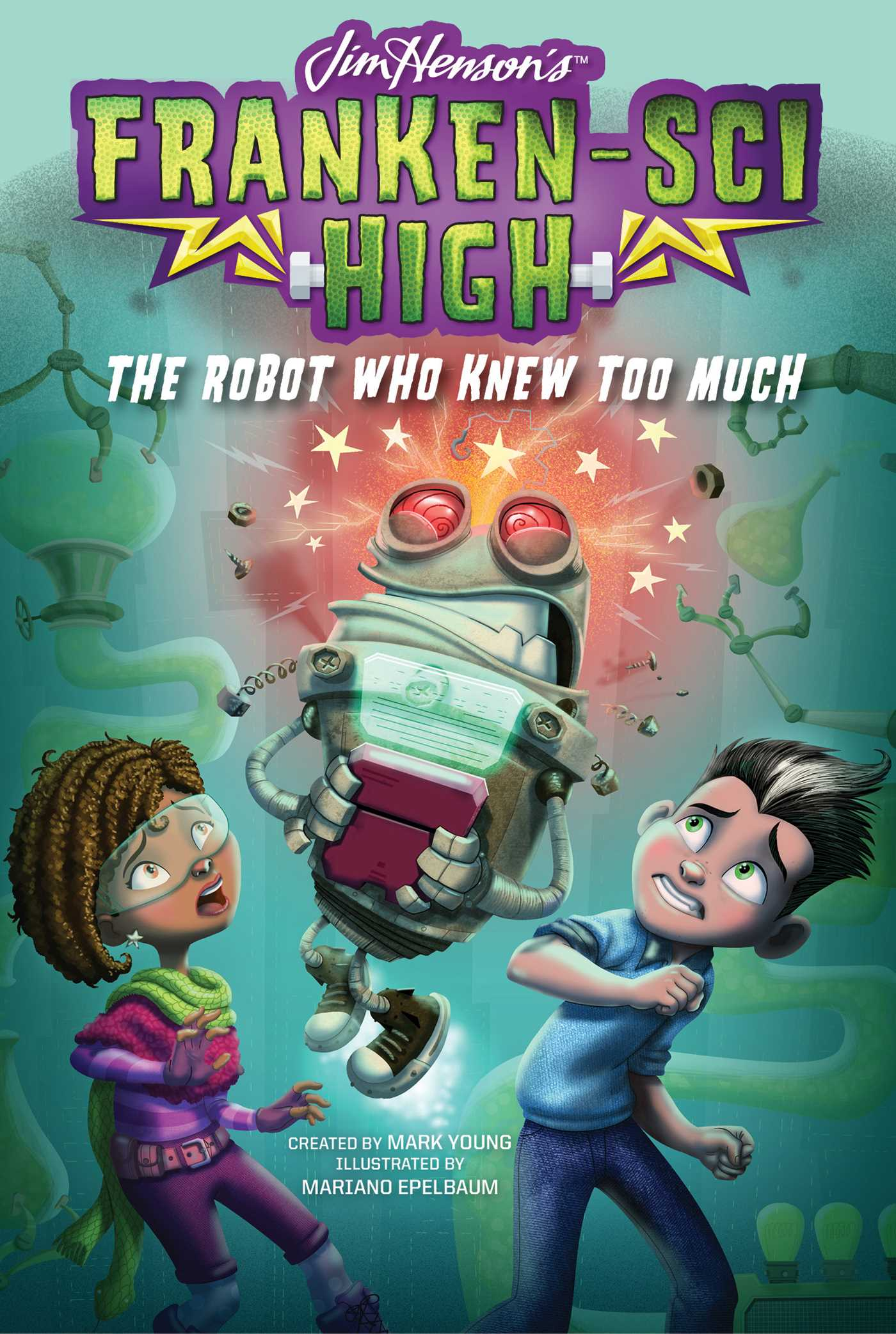 The Robot Who Knew Too Much [electronic resource]