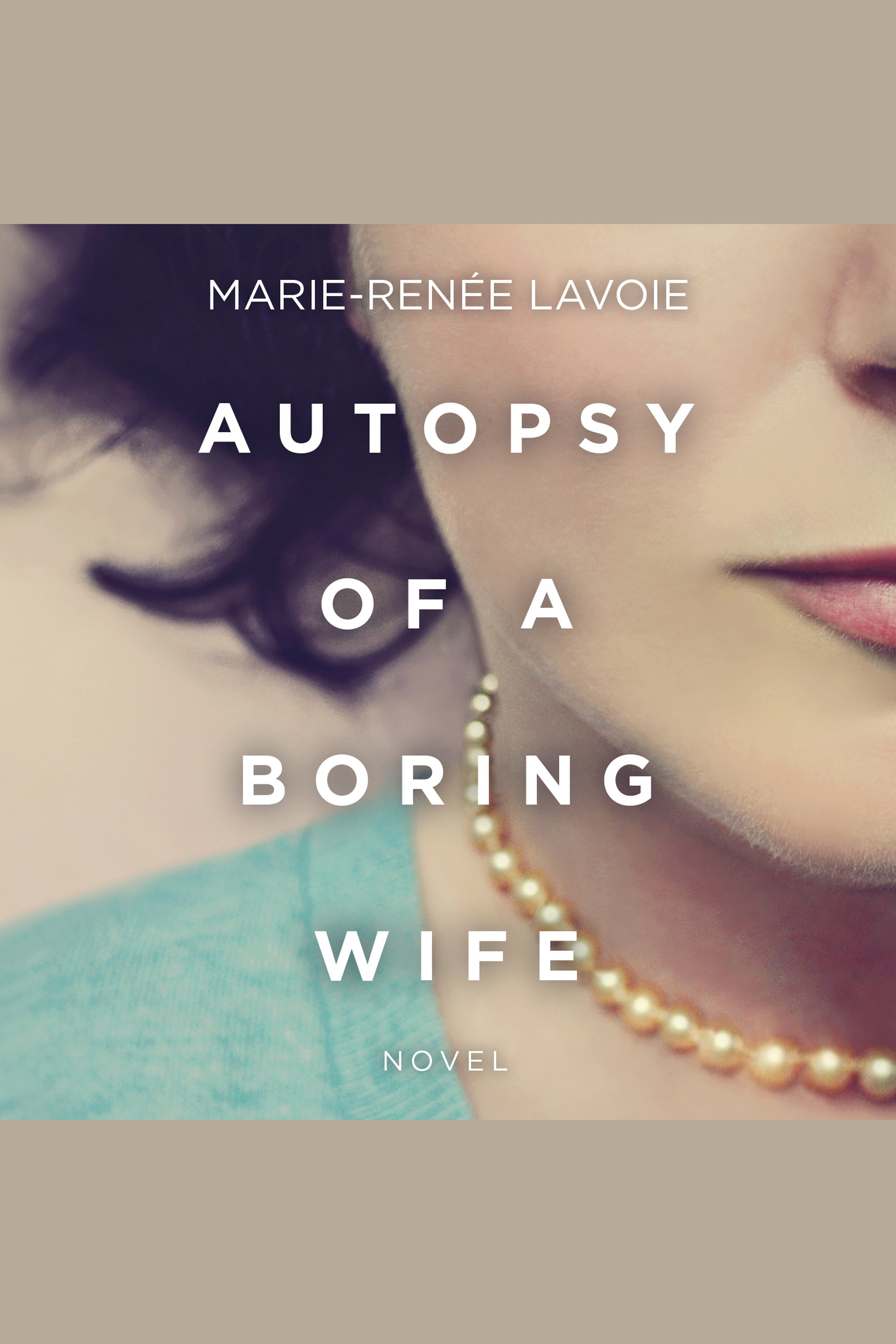 Autopsy of a boring wife cover image