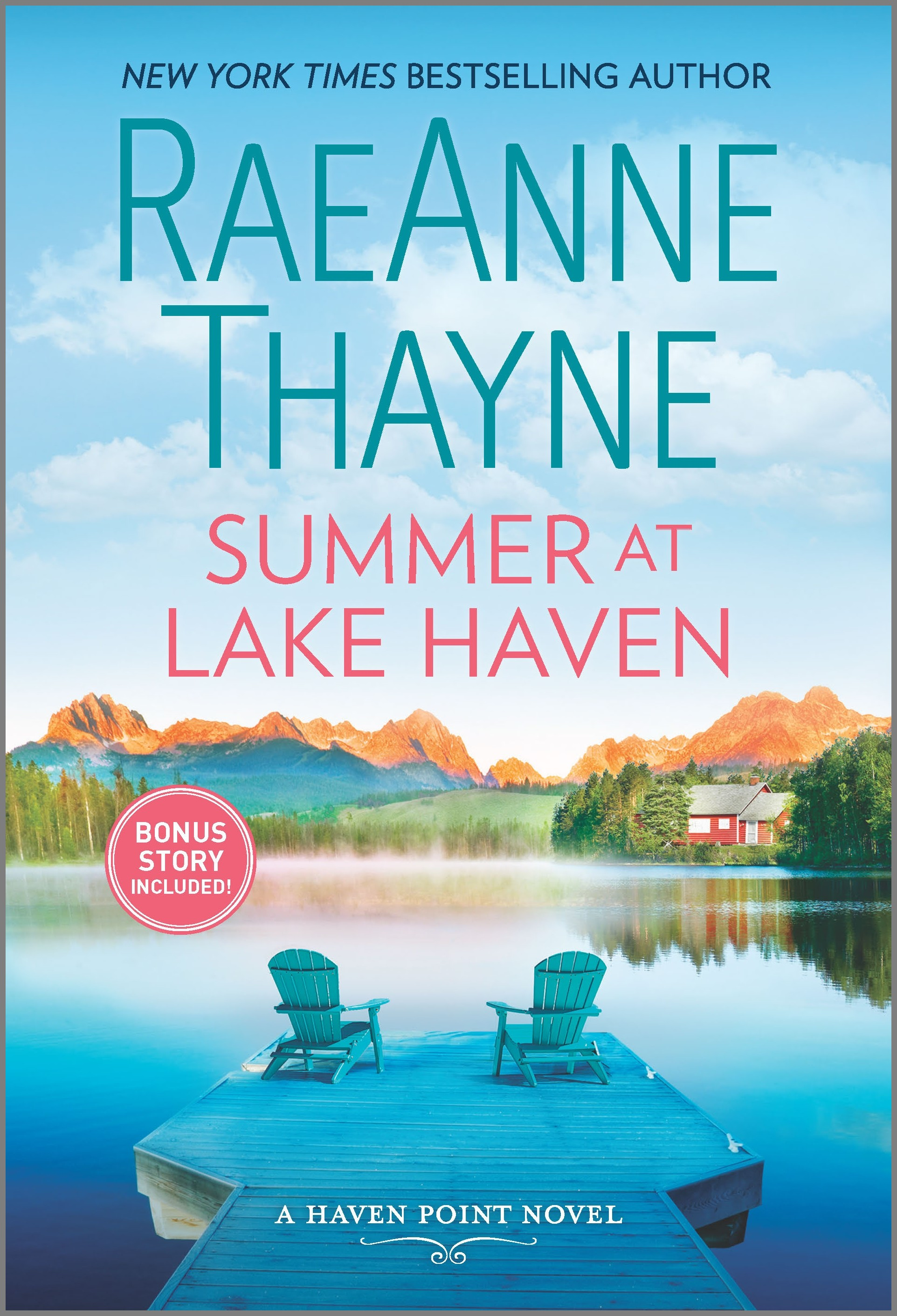 Summer at Lake Haven [electronic resource] : A Novel