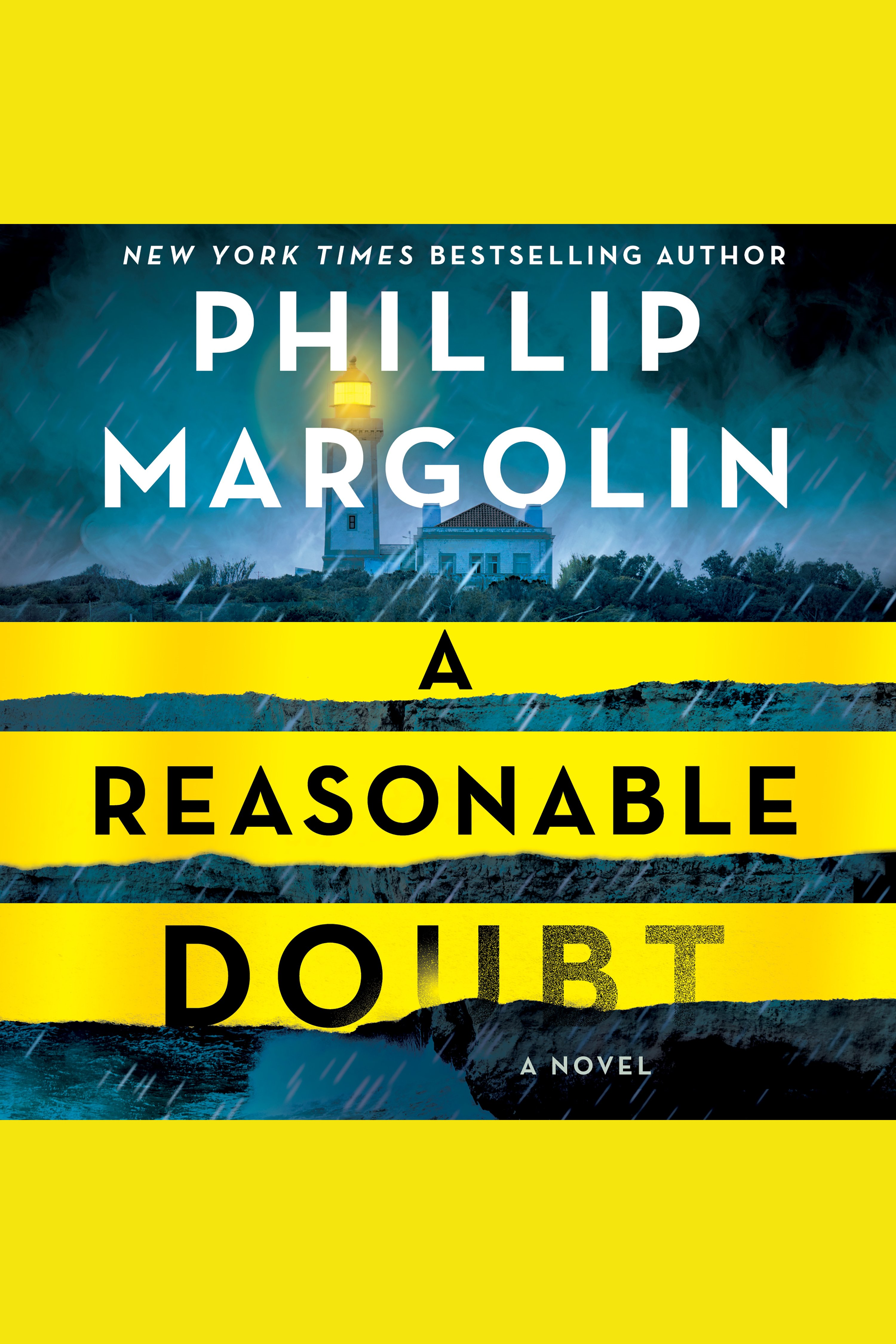 A reasonable doubt cover image