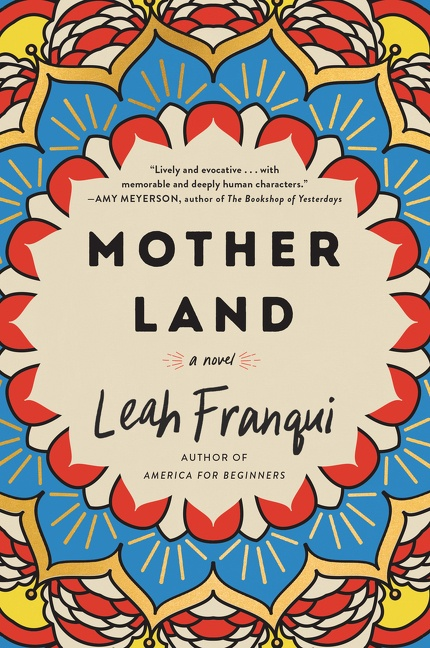 Cover image for Mother Land [electronic resource] : A Novel