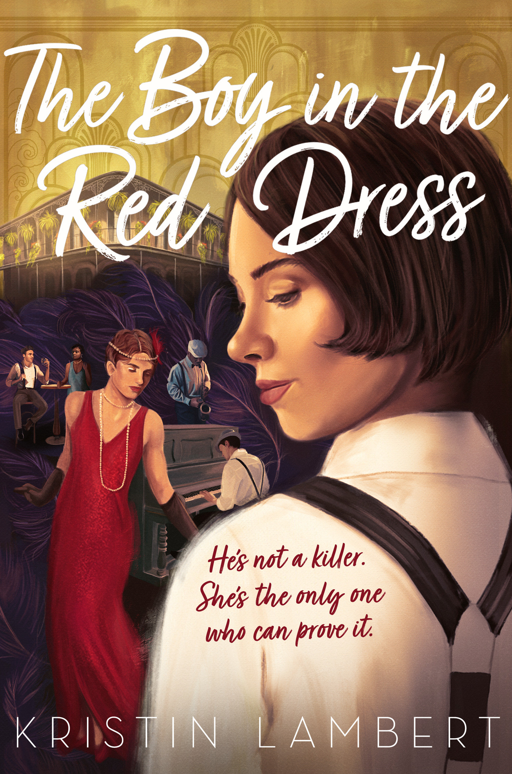 The Boy in the Red Dress [electronic resource (downloadable eBook)]