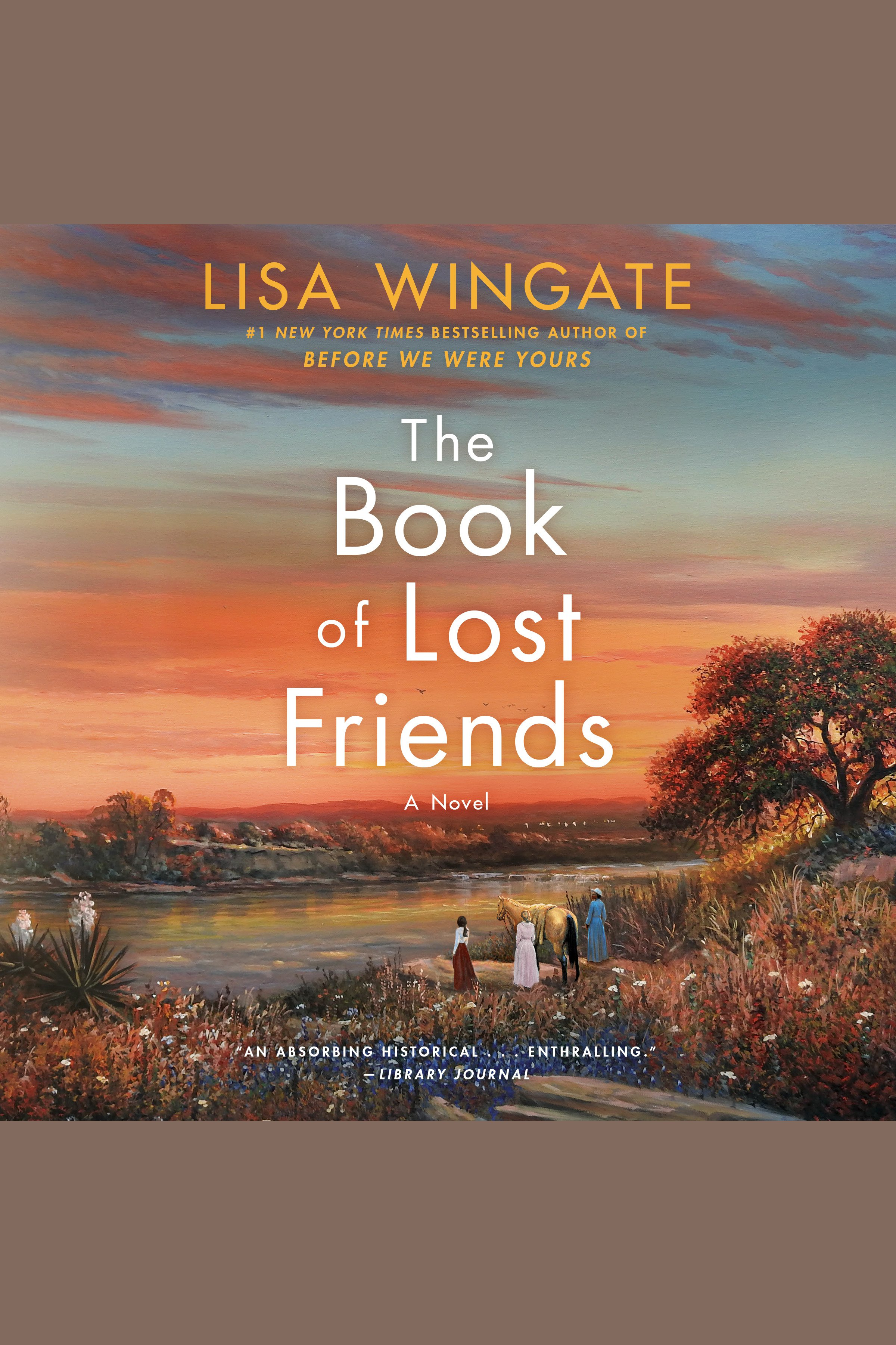 Book of Lost Friends, The A Novel