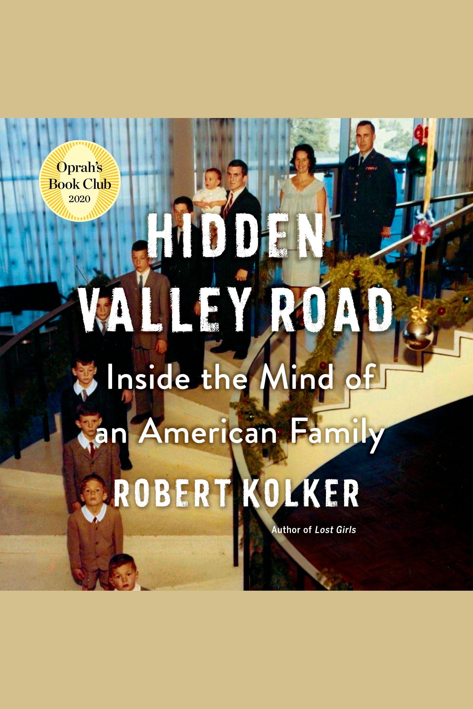 Cover Image of Hidden Valley Road